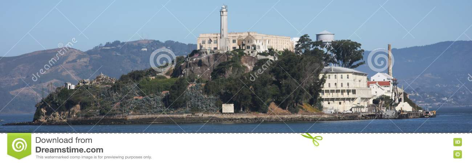 Νησί Alcatraz