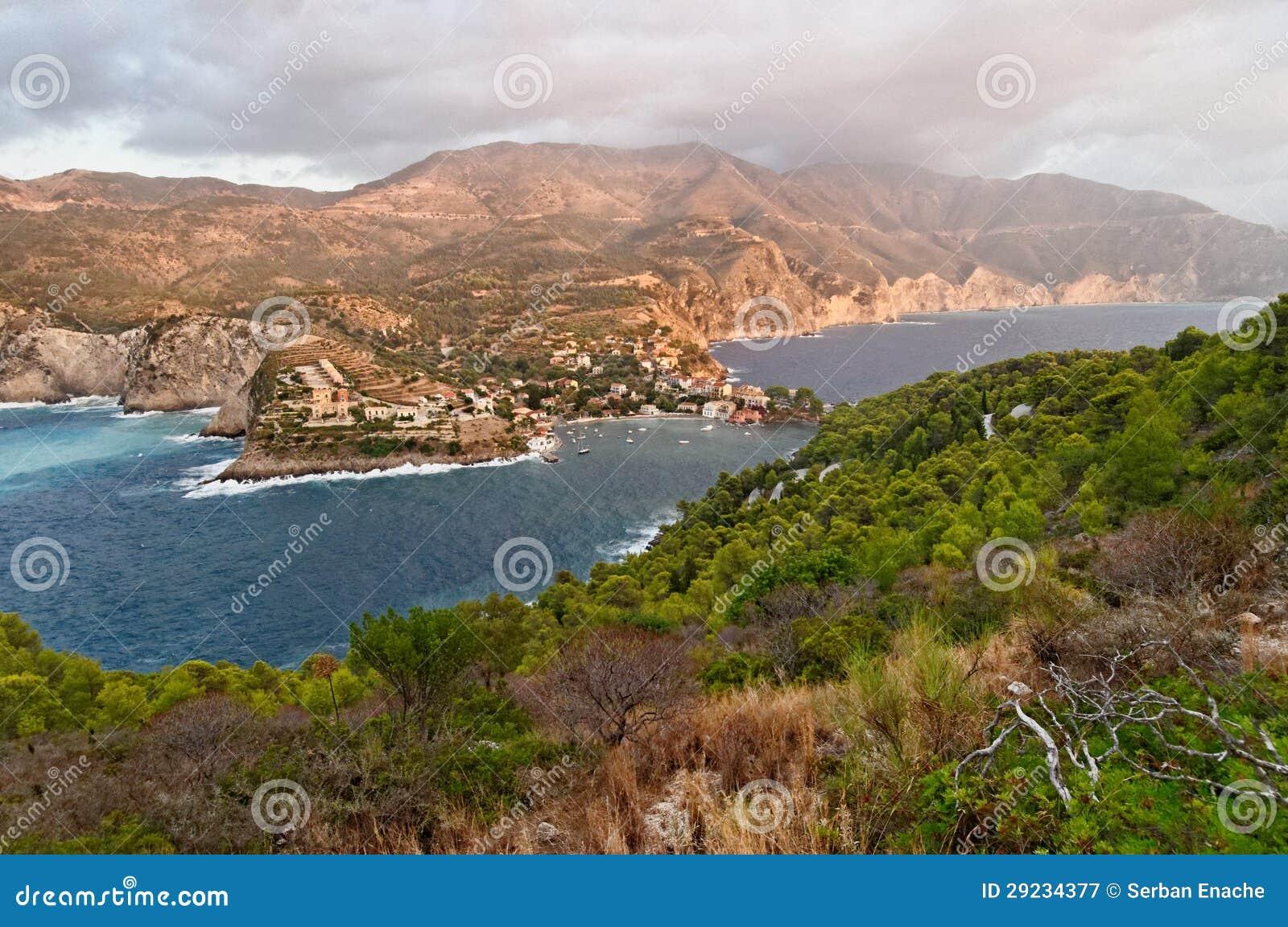 Νησί Asos