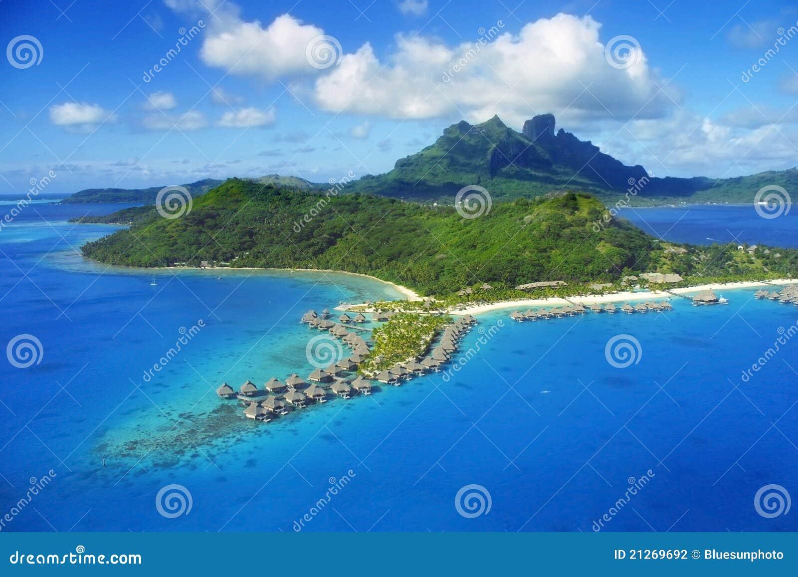 νησί bora