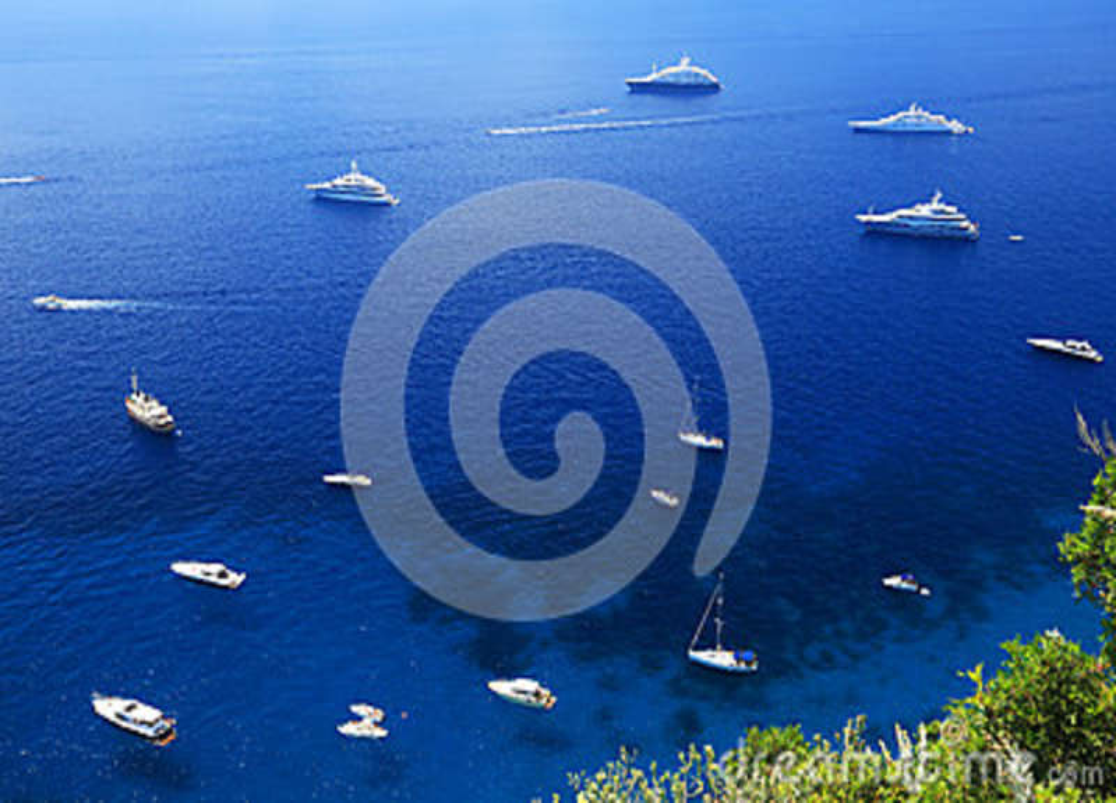 Νησί Capri, Ιταλία, Ευρώπη