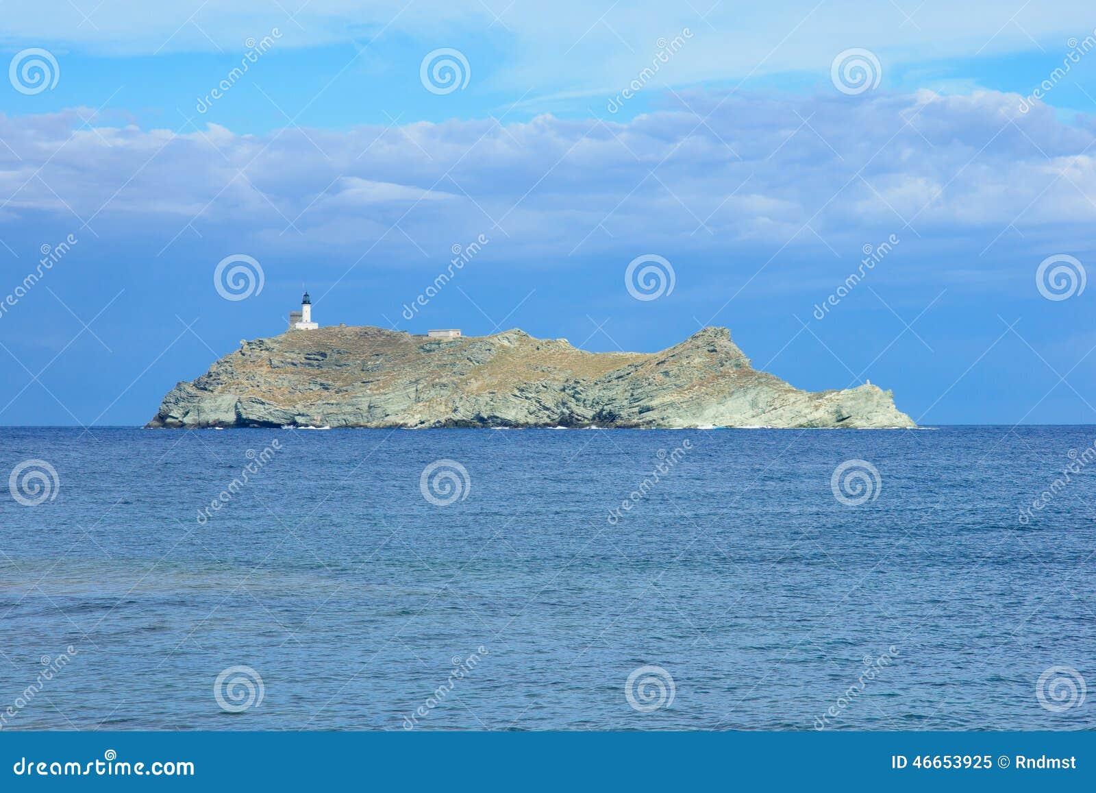 Νησί Giraglia