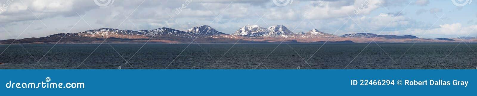 νησί Jura Σκωτία gigha