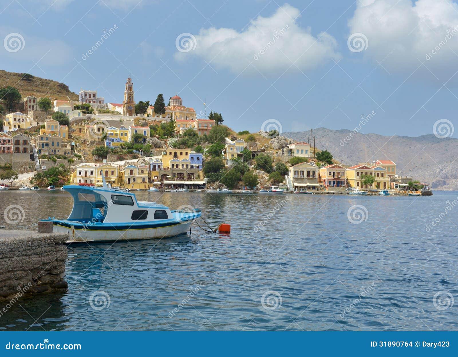 Νησί Symi