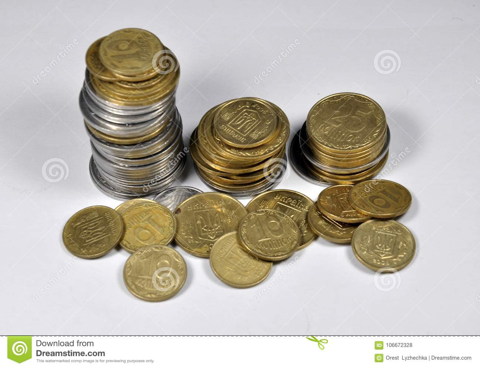 νομίσματα μικρός Ουκρανό&sigmaf