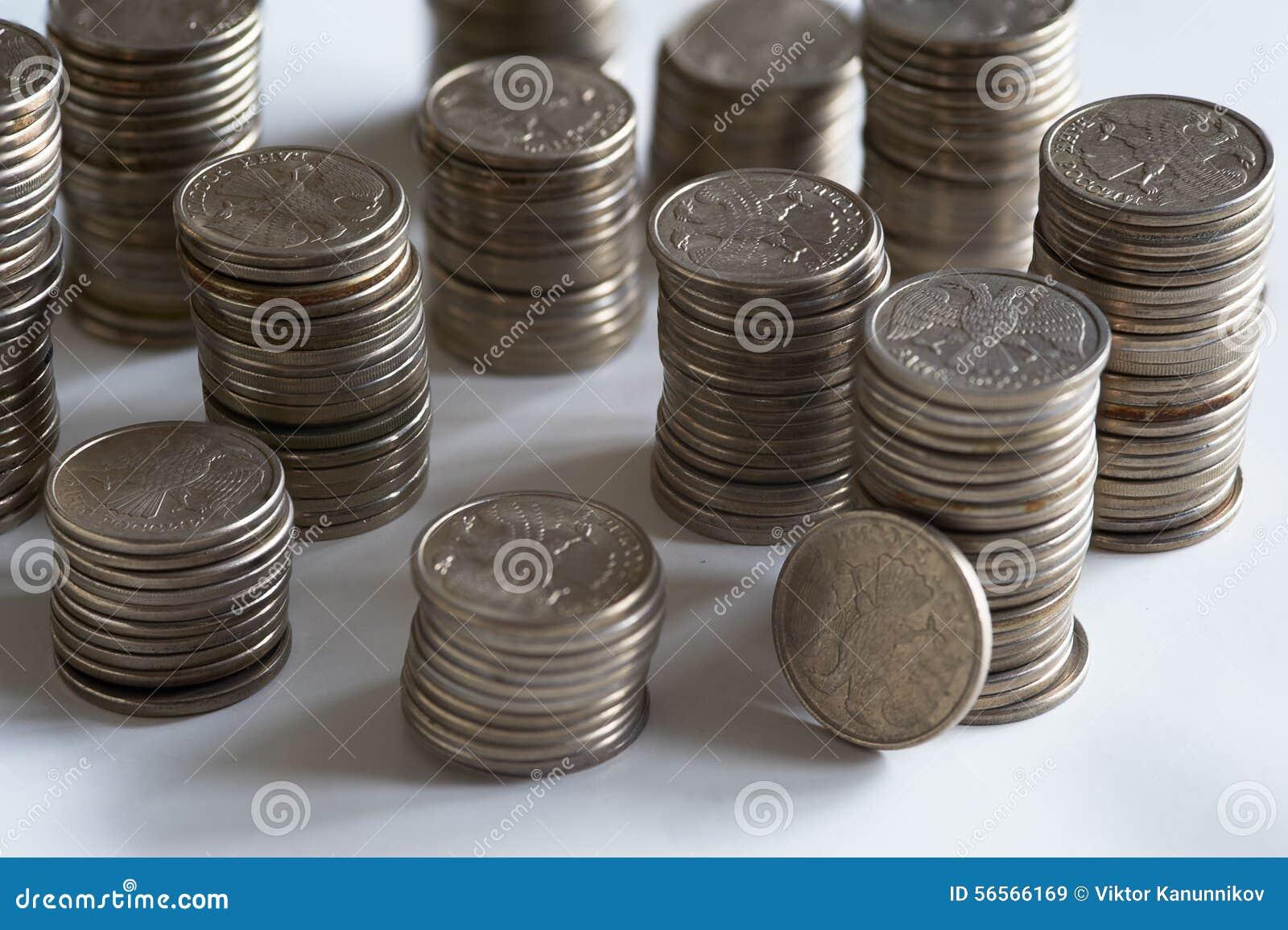 Download Νομίσματα στοκ εικόνα. εικόνα από διαμορφωμένος, εργασία - 56566169