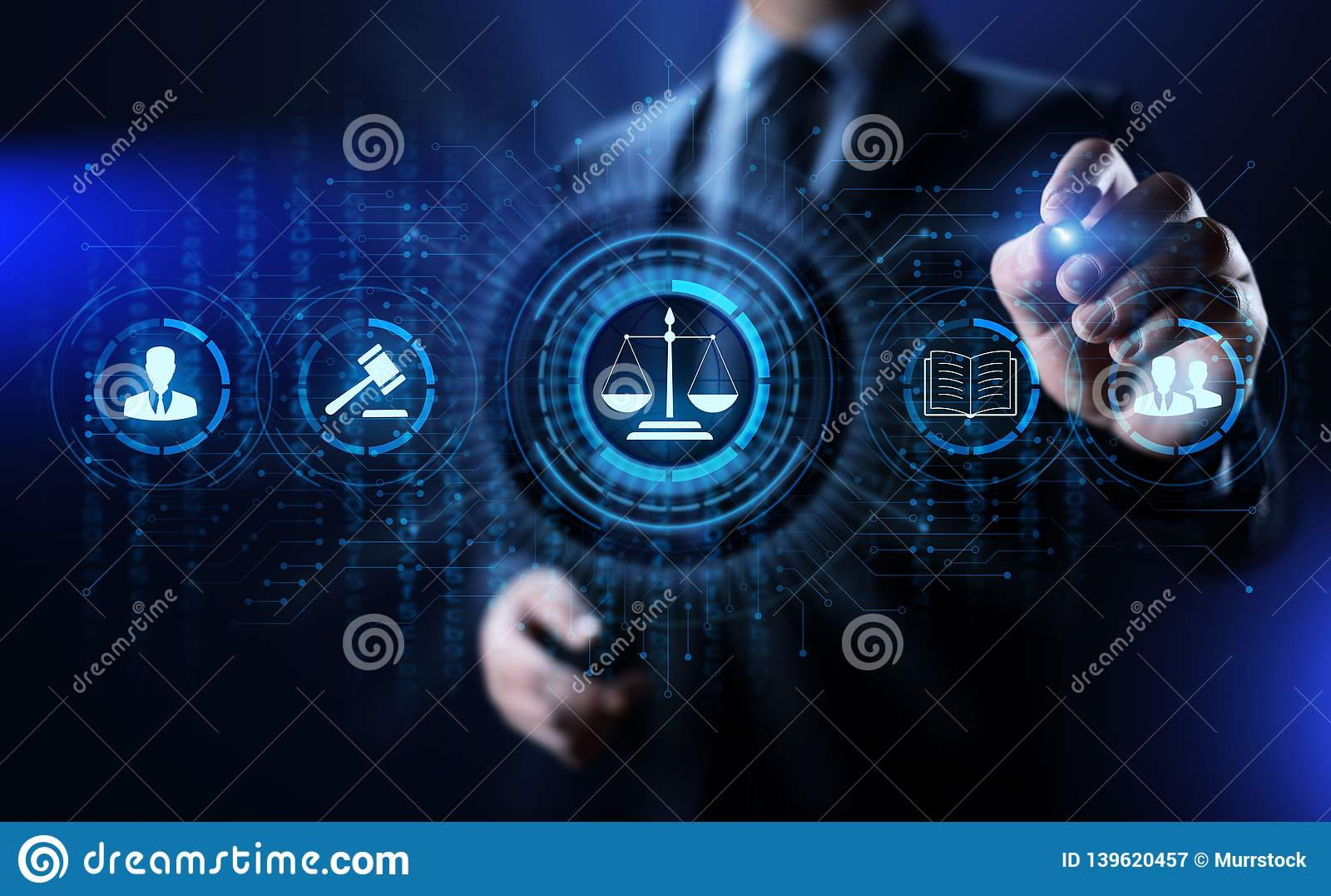 Νομικός δικηγόρος επιχειρησιακών συμβουλών πληρεξούσιων στο νόμο Συμμόρφωση εργασίας