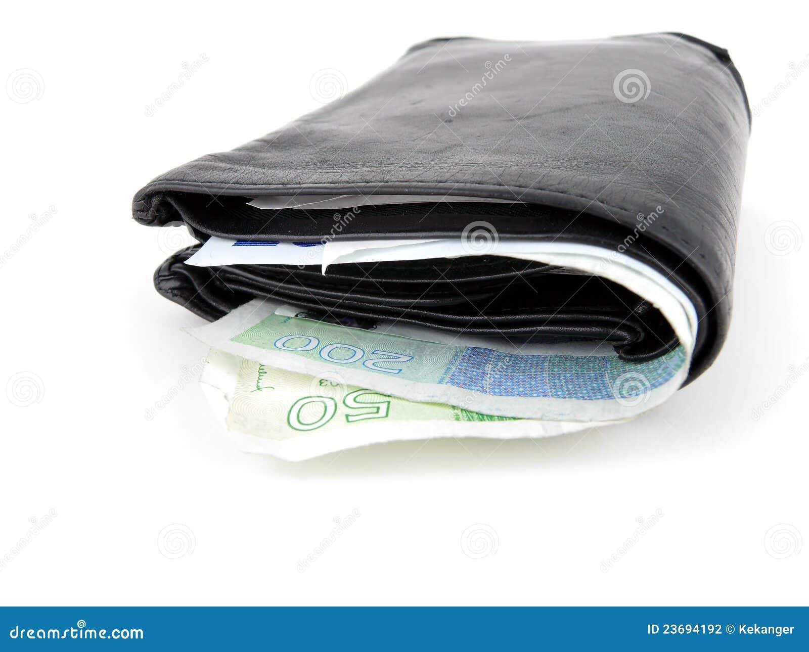 νορβηγικό πορτοφόλι χρημάτων