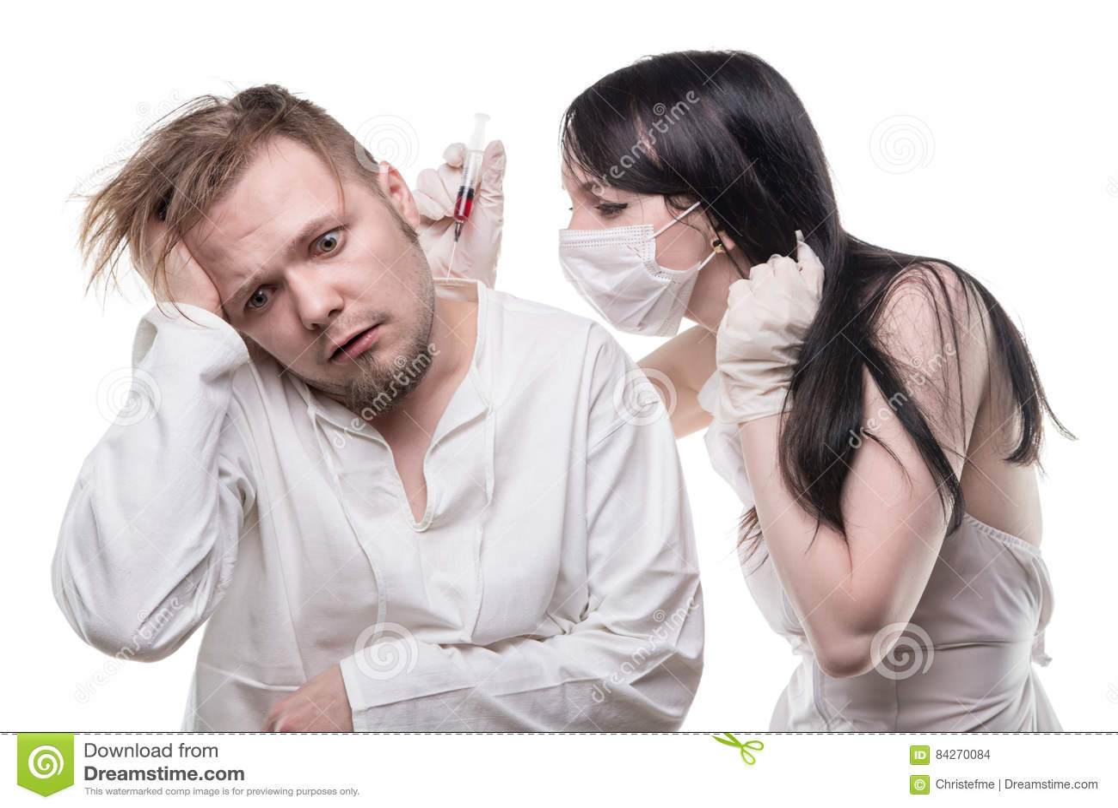 Αρσενικό νοσοκόμα dating γιατρός