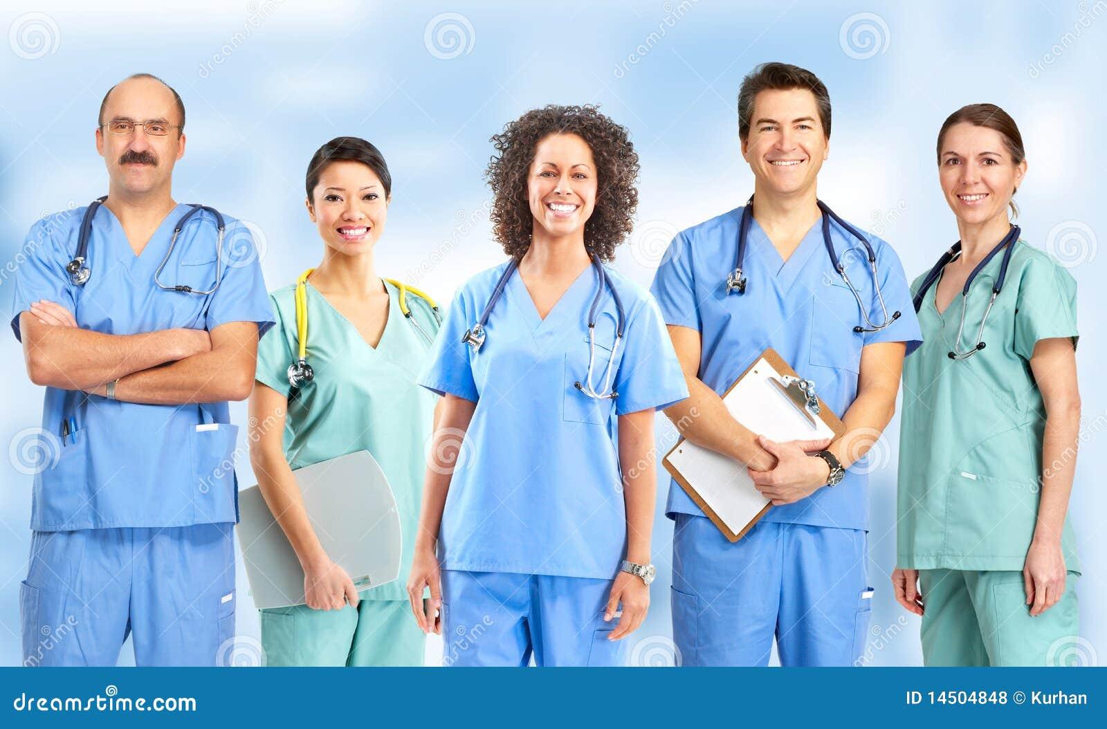 νοσοκόμες γιατρών