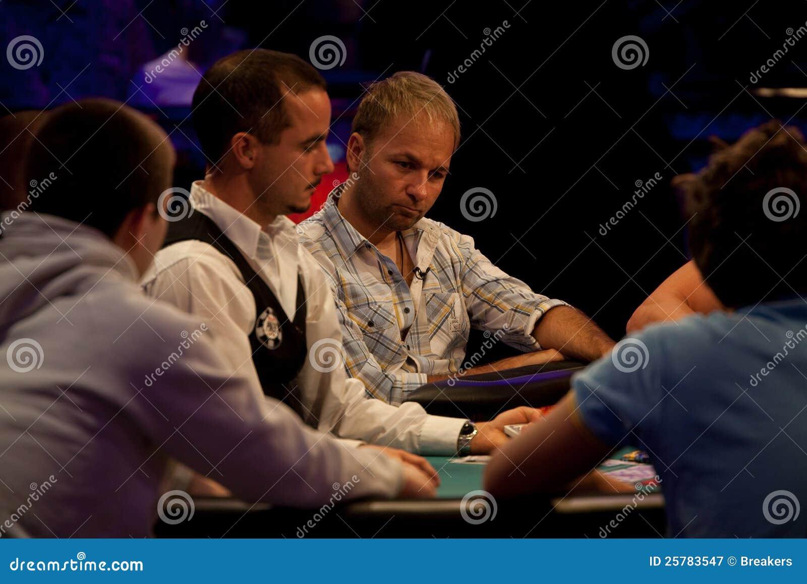 Ντάνιελ Negreanu στην παγκόσμια σειρά πόκερ