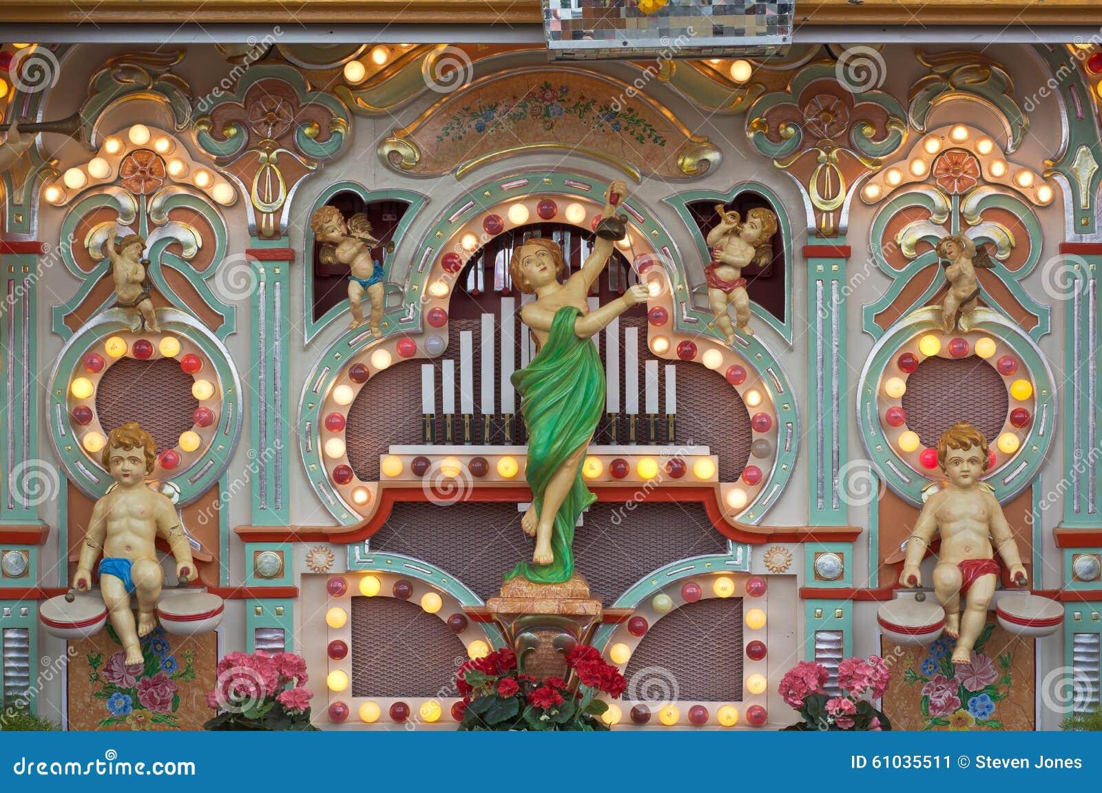 Ντεμοντέ όργανο μουσικής