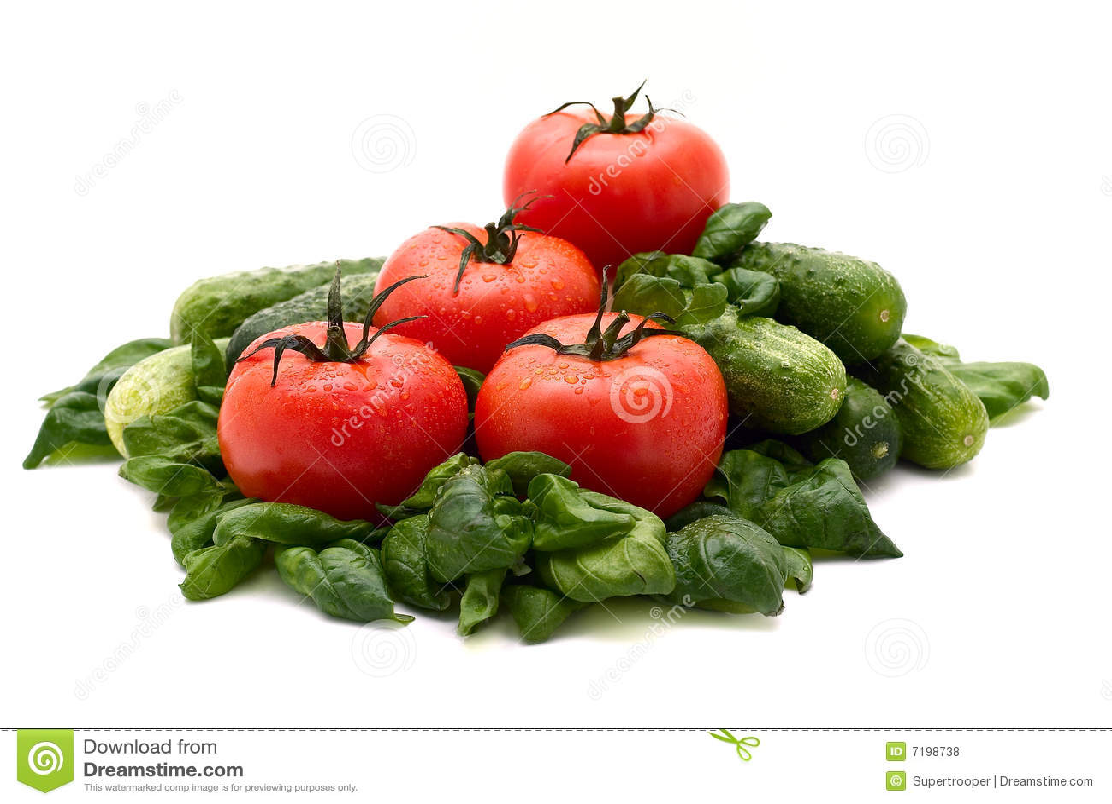 ντομάτα βασιλικού