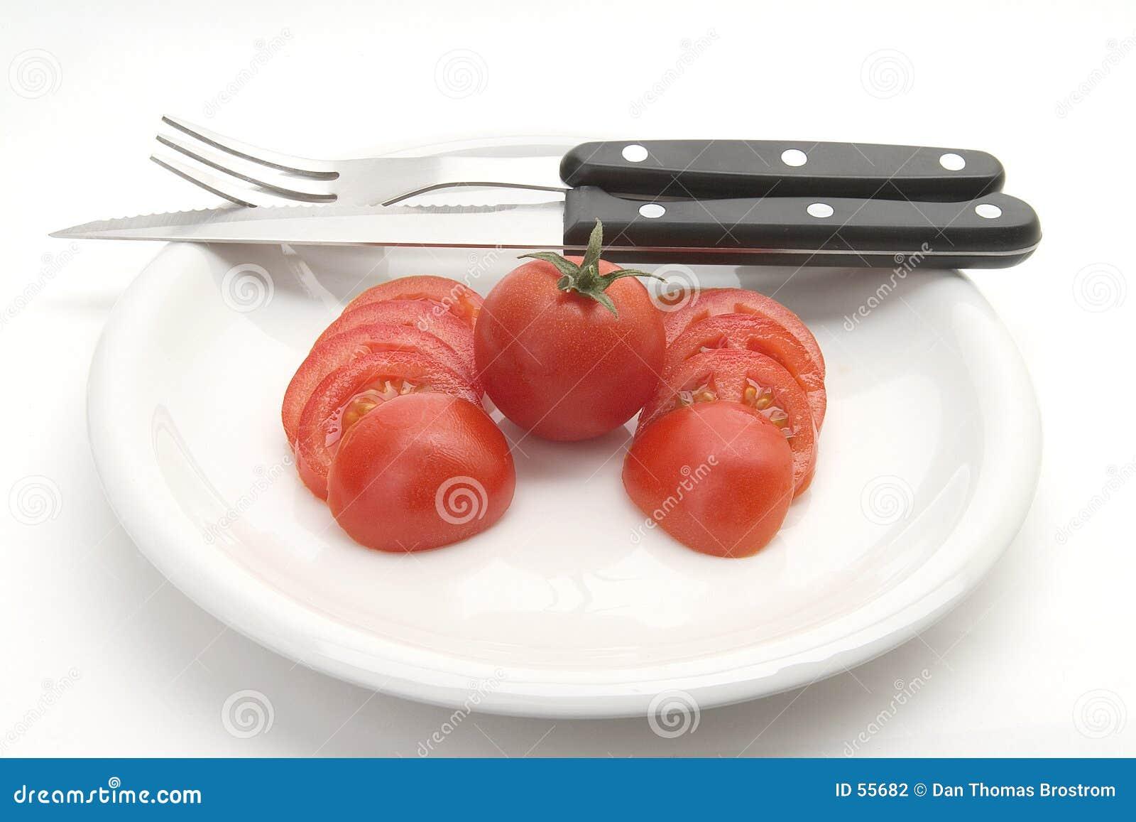 ντομάτα μεσημεριανού γεύμ&a