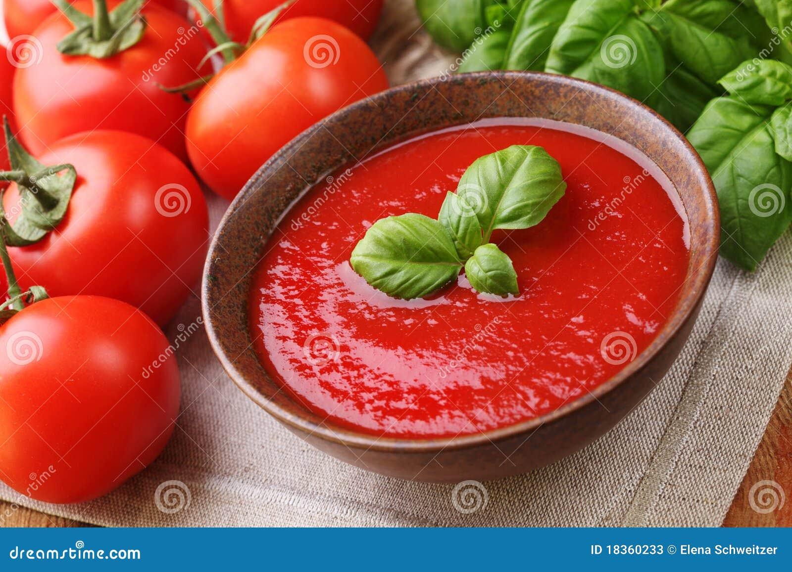 ντομάτα σούπας
