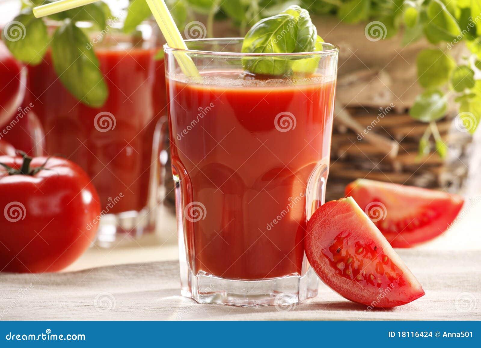 ντομάτα χυμού