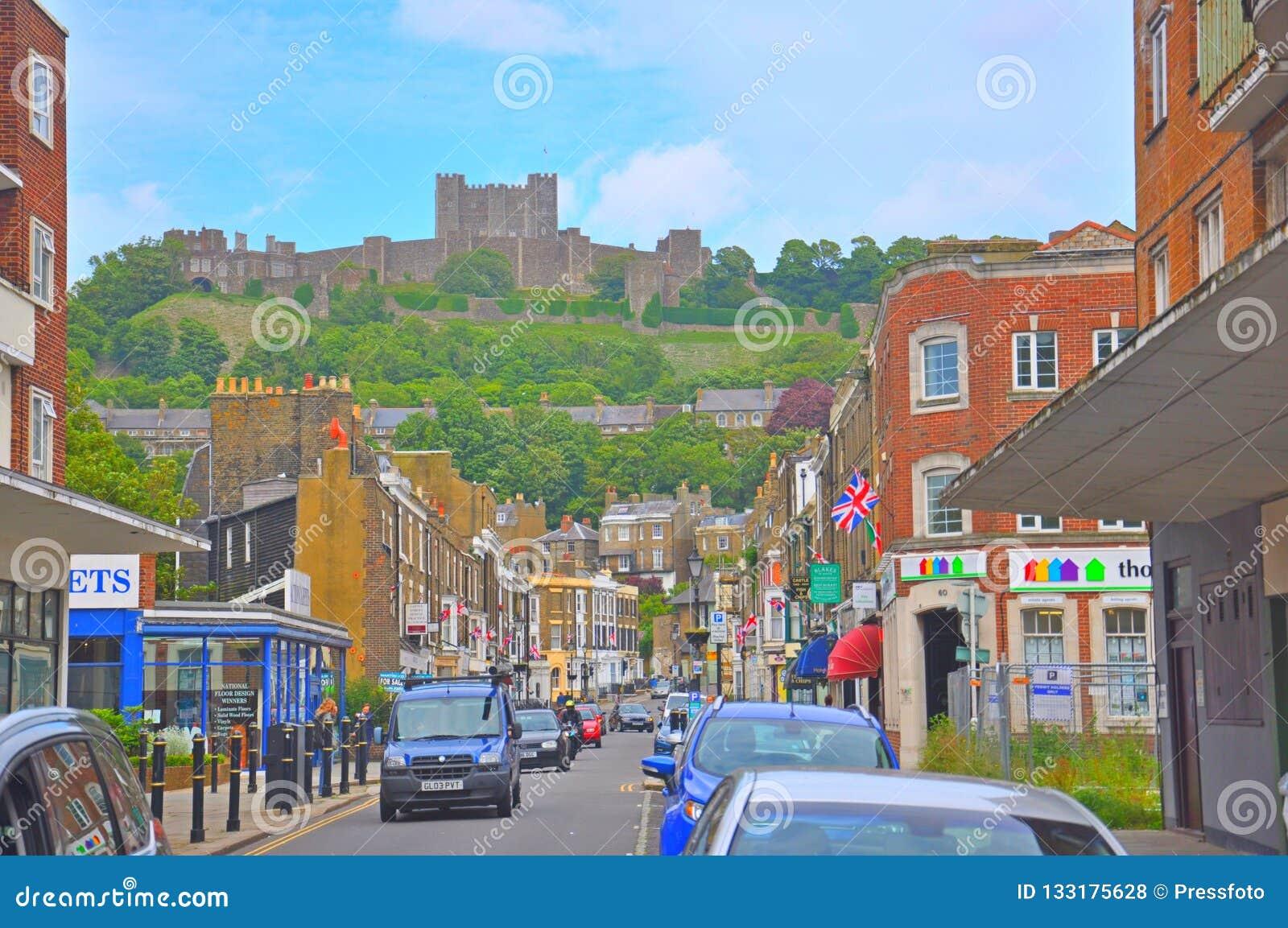 Ντόβερ Castle, Ηνωμένο Βασίλειο