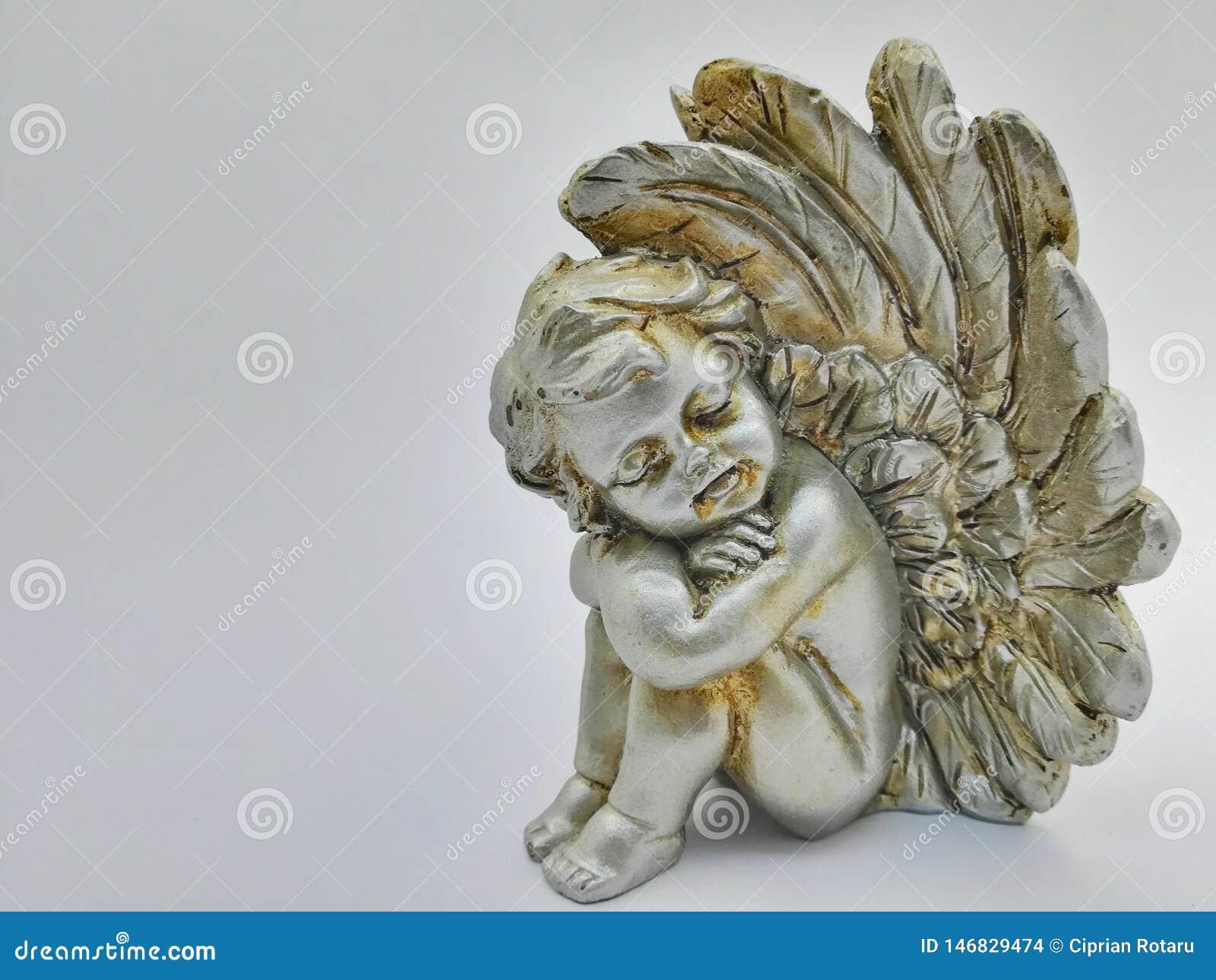 Νυσταλέος άγγελος μόνο