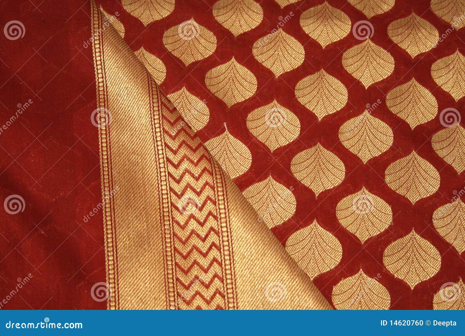 νυφικό μετάξι saree 2 benares