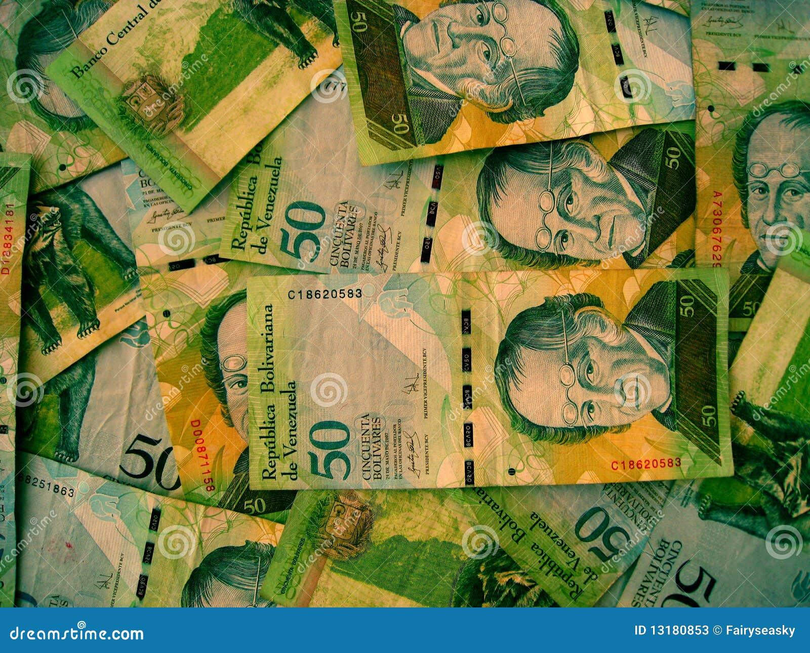 νόμισμα Βενεζουέλα