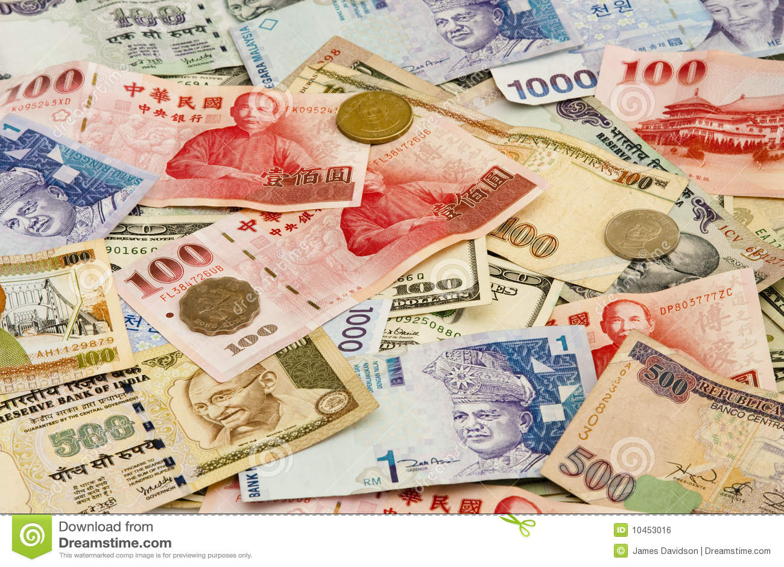 νόμισμα ξένο