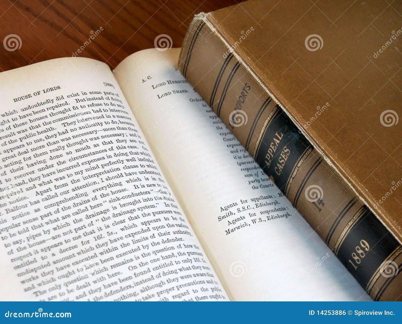νόμος βιβλίων παλαιός