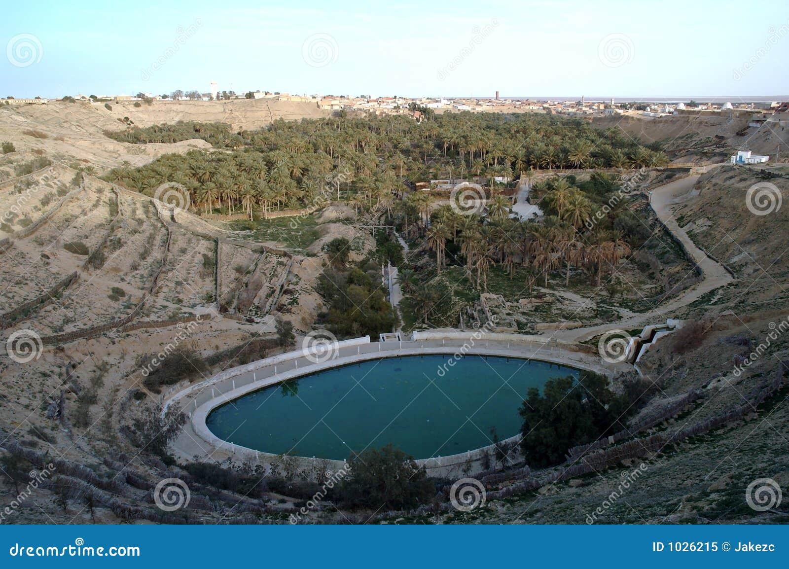 νότια Τυνησία nefta καλαθιών