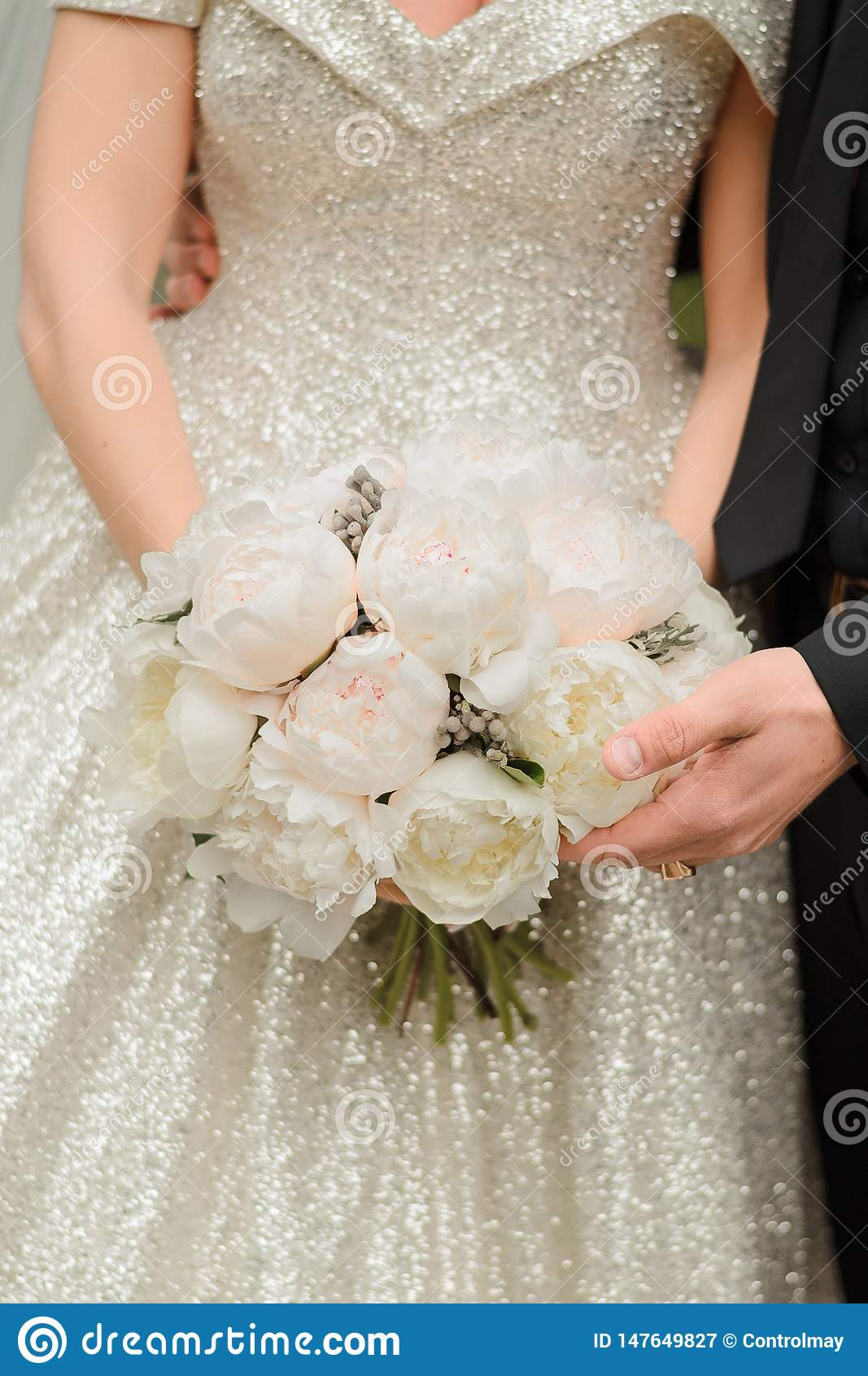 Νύφη σε μια γαμήλια τελετή
