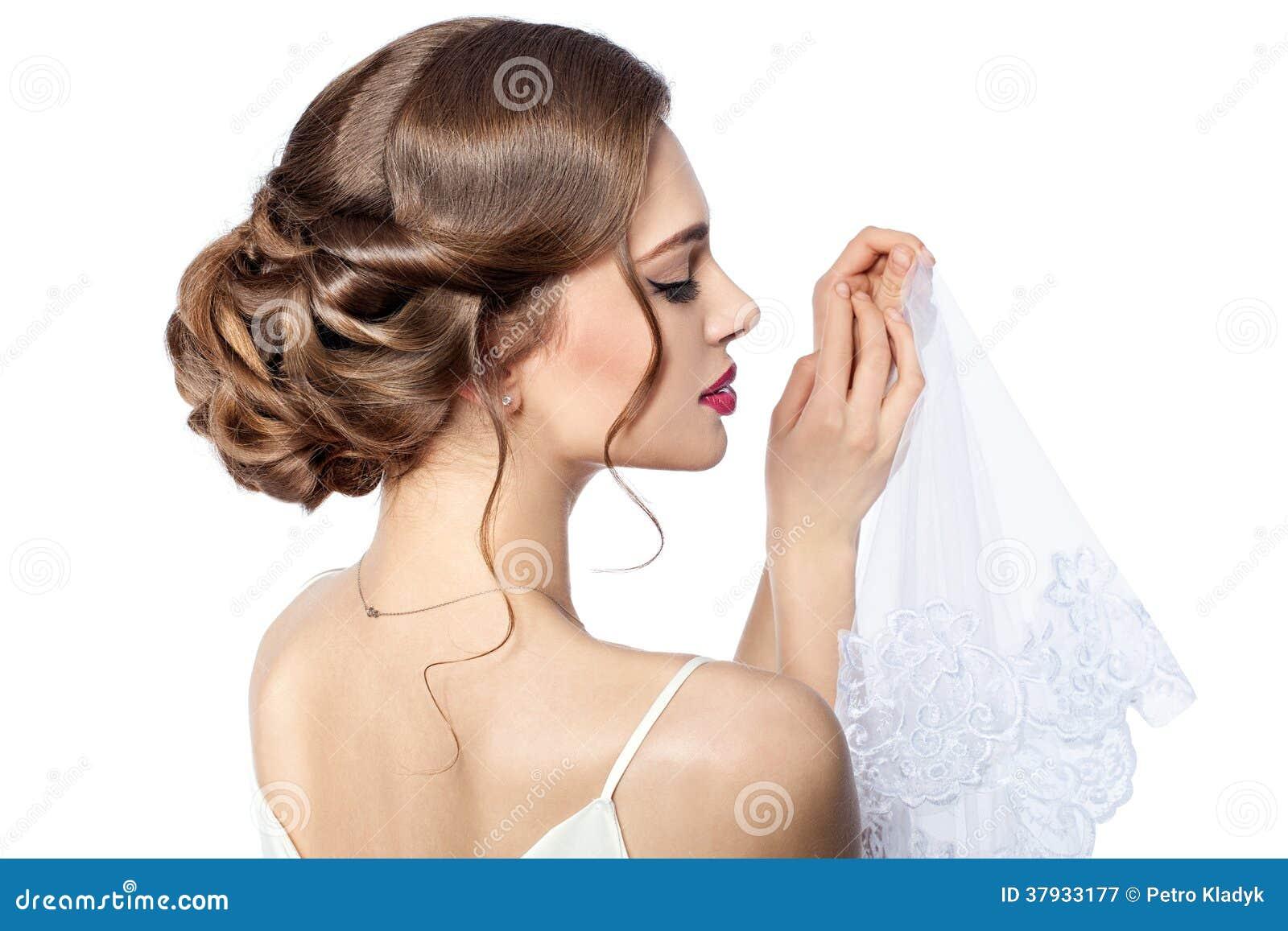 Νύφη Hairstyle.