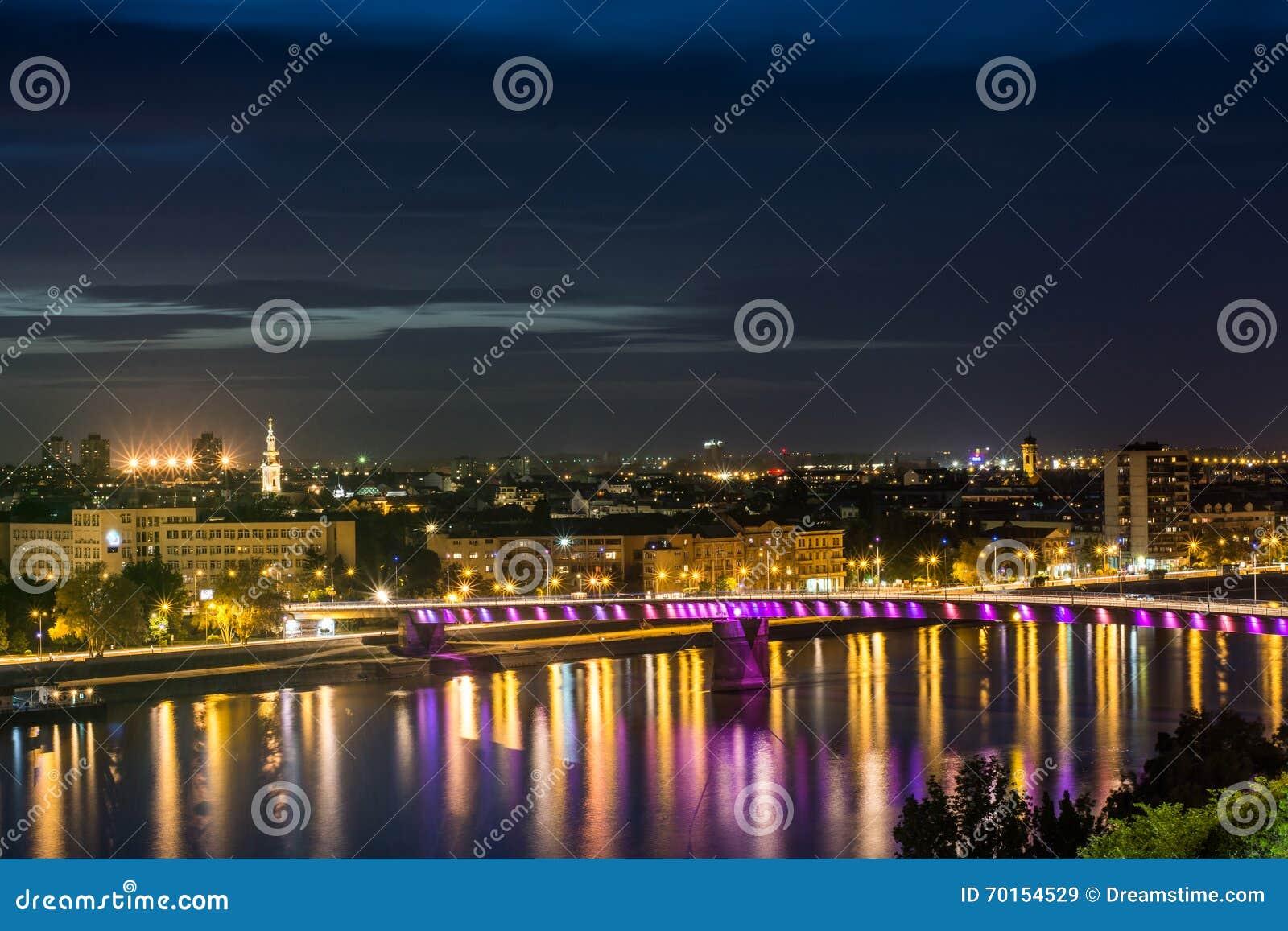 Νύχτα και η πόλη
