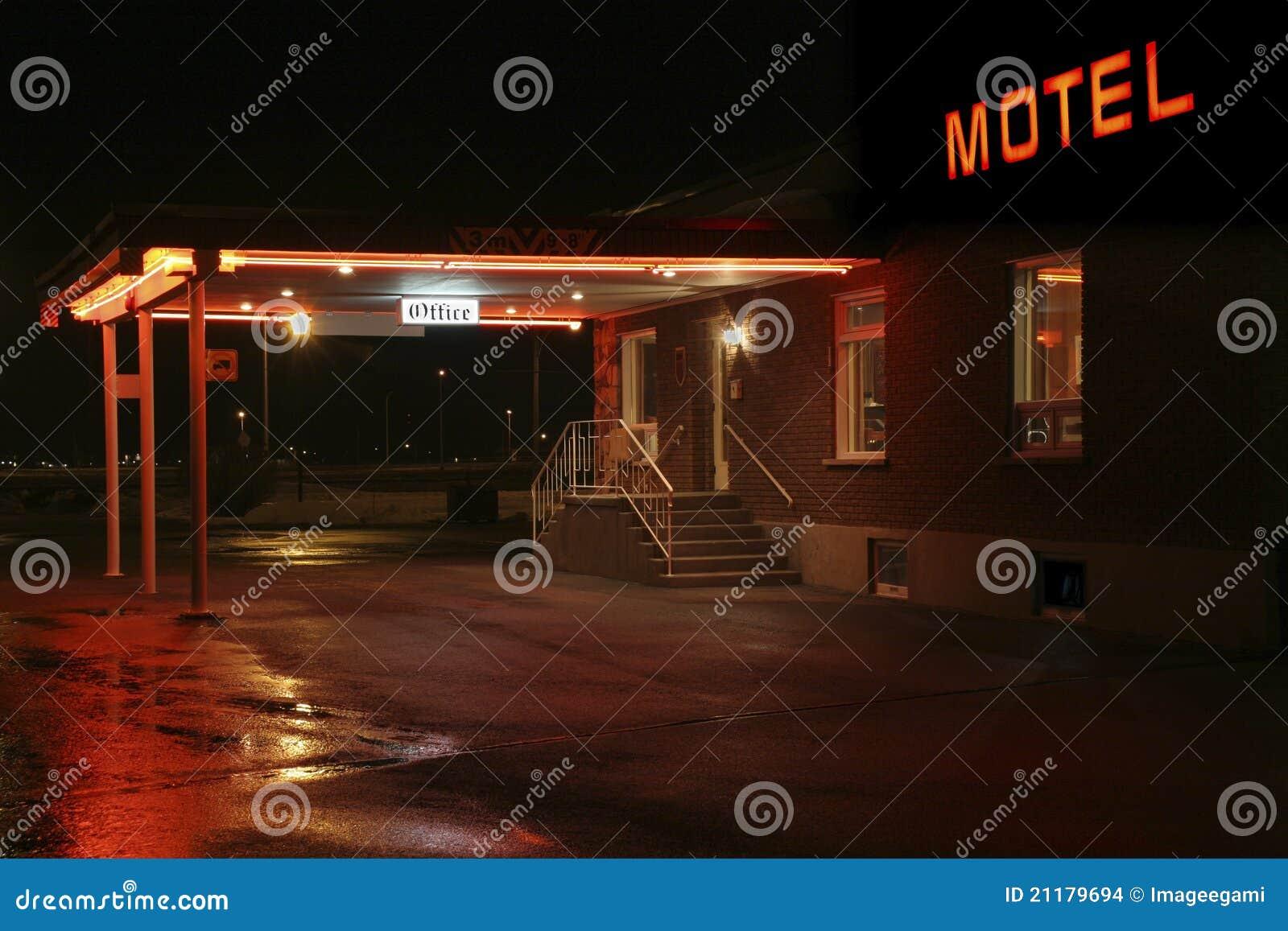 νύχτα μοτέλ εισόδων