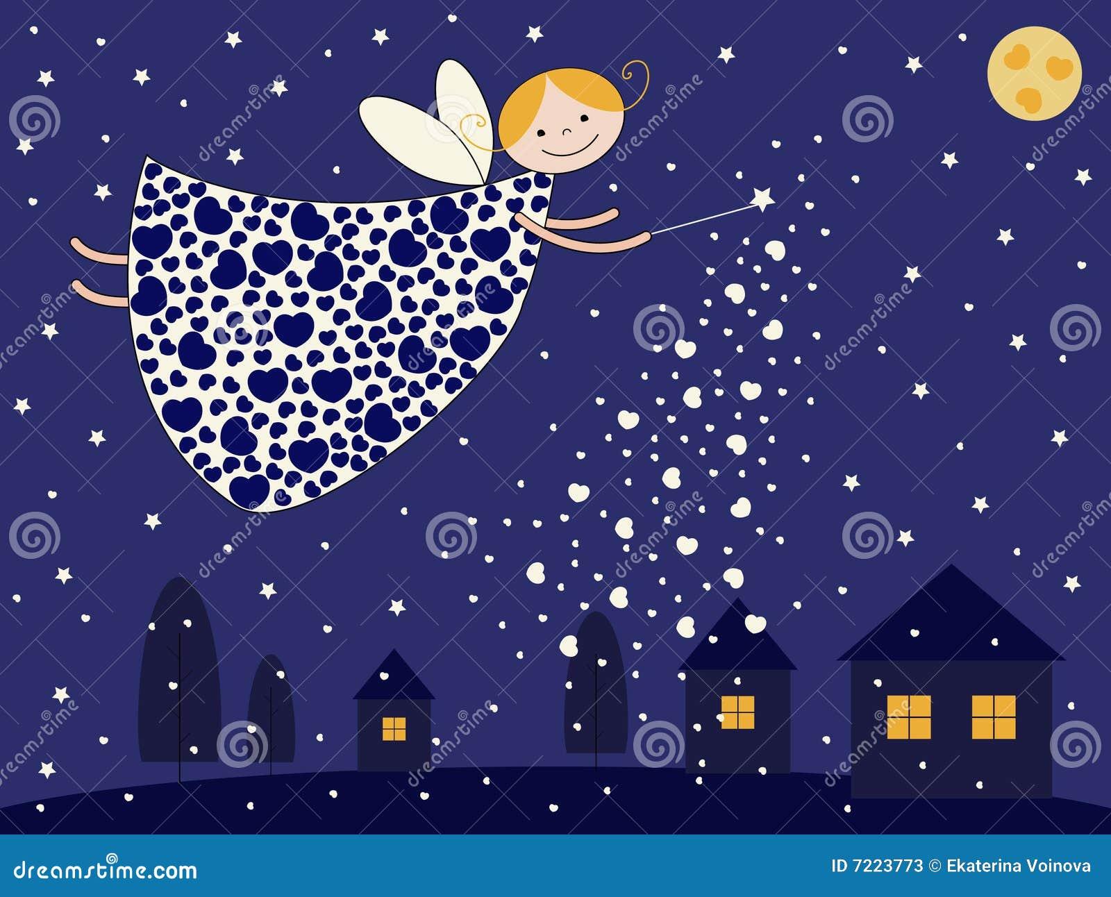 νύχτα νεράιδων