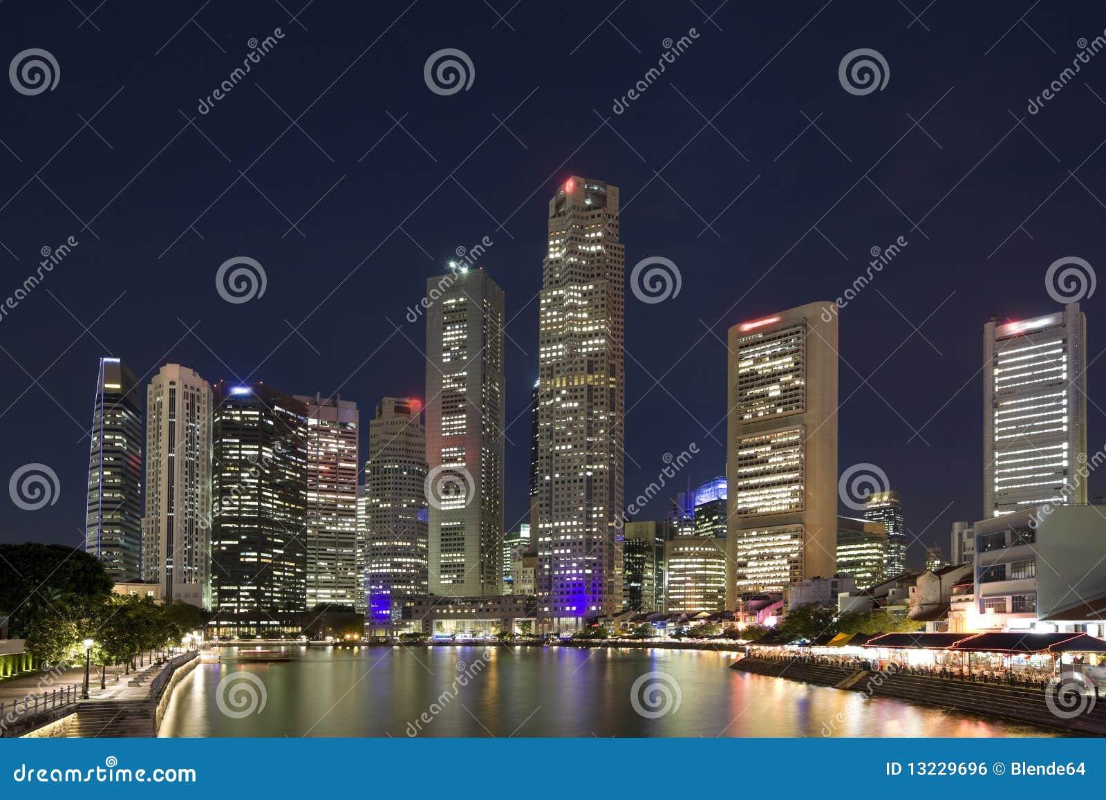 νύχτα Σινγκαπούρη