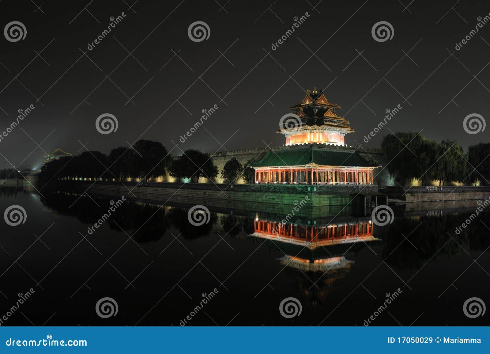 νύχτα του Πεκίνου