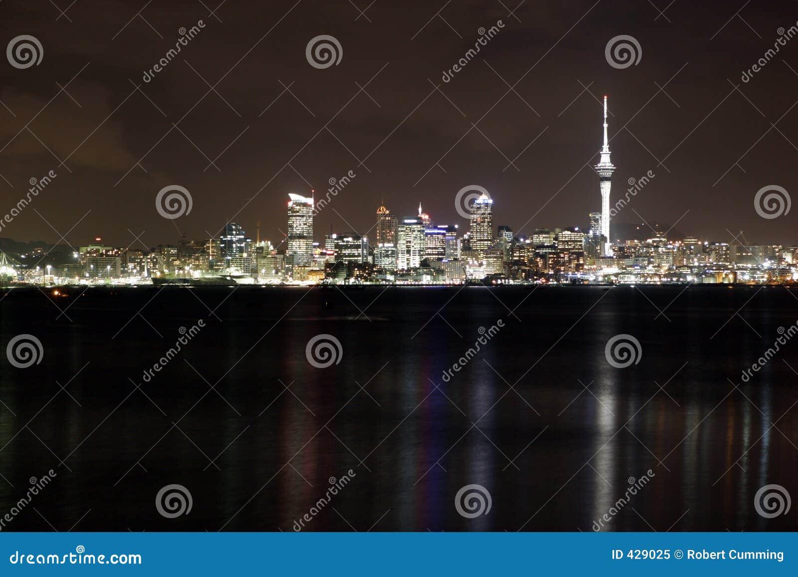 νύχτα του Ώκλαντ