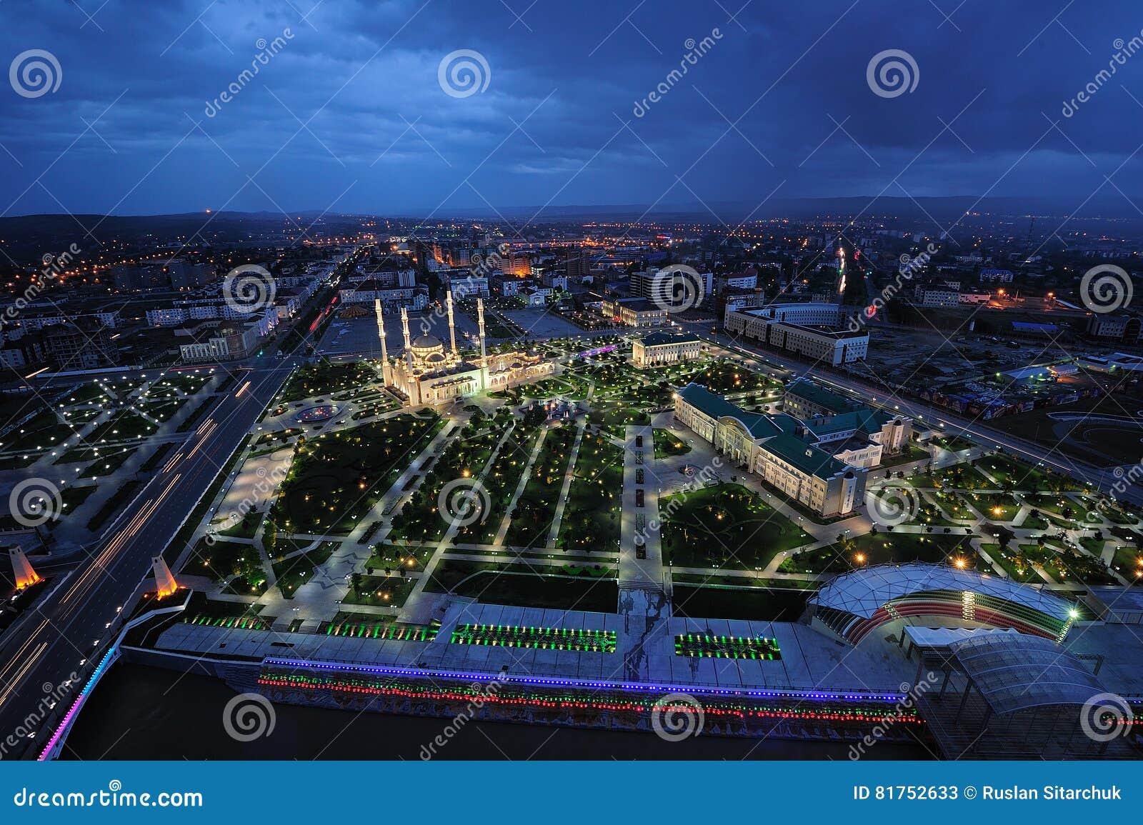 Νύχτα Τσετσενίας, Γκρόζνυ