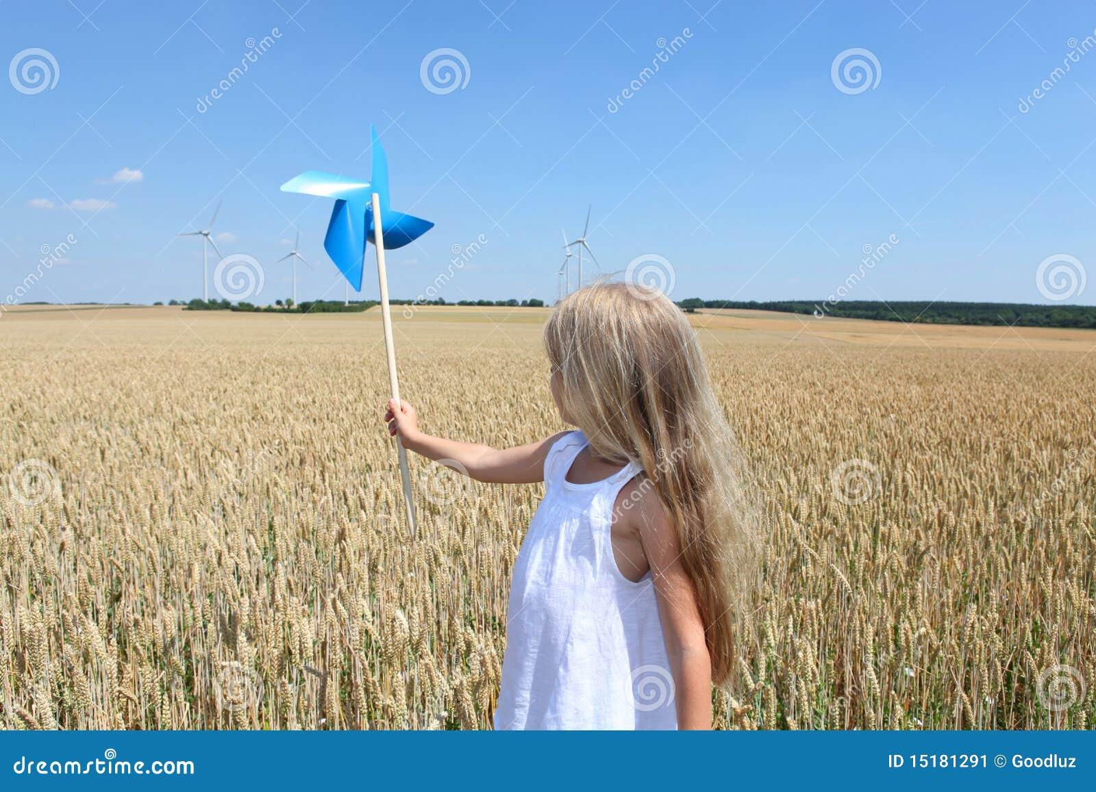 ξανθό κορίτσι οικολογία&s
