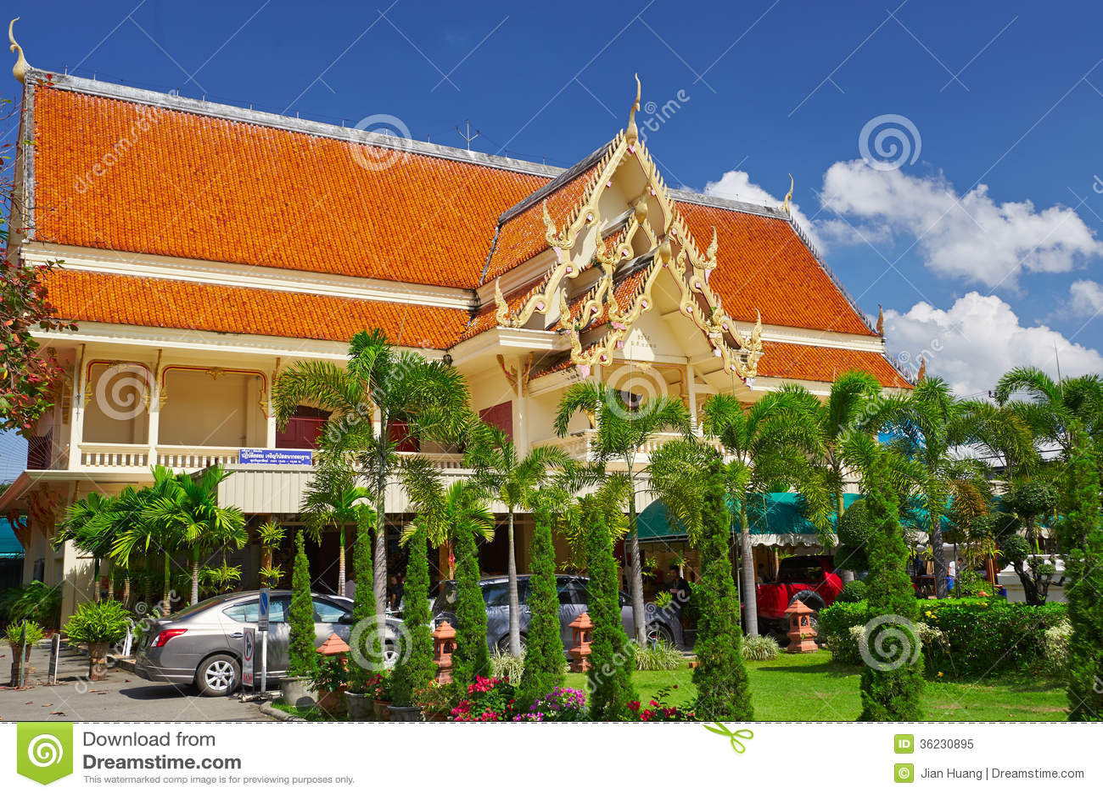Ξενοδοχείο σε Wat Phra Σινγκ σε Chiang Mai