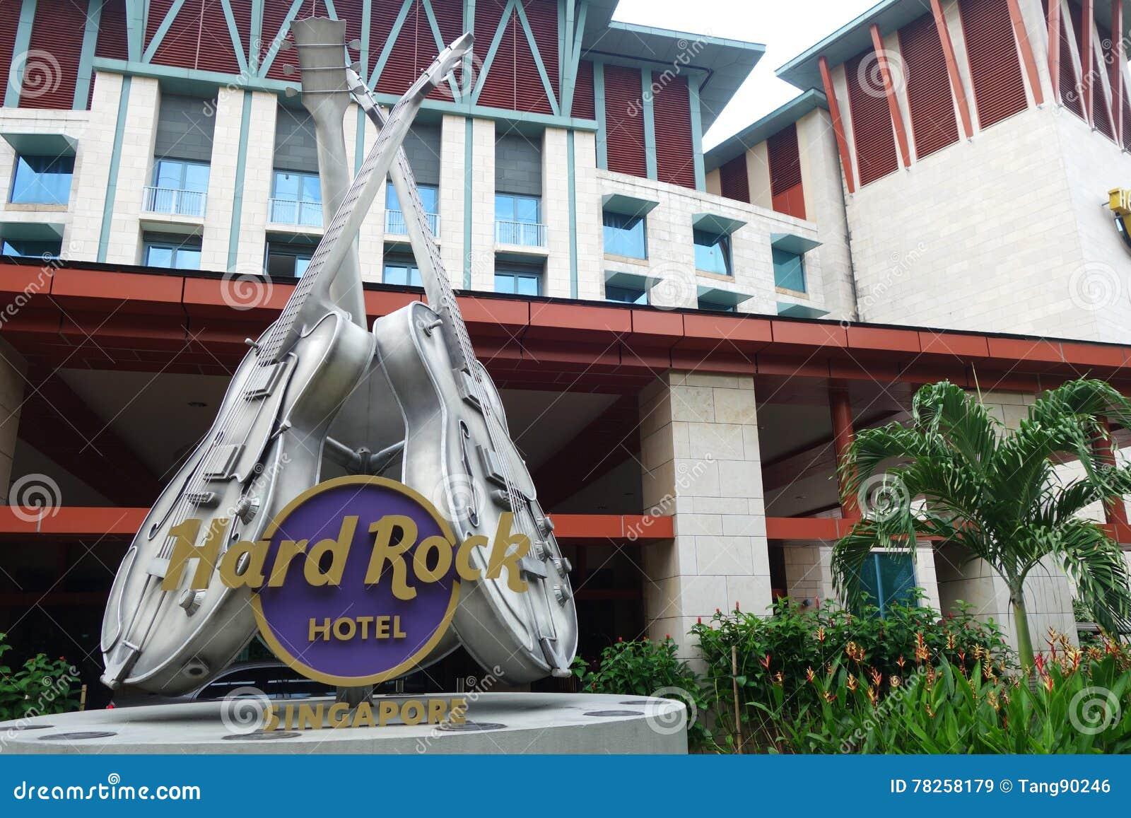 Ξενοδοχείο Sentosa σκληρής ροκ