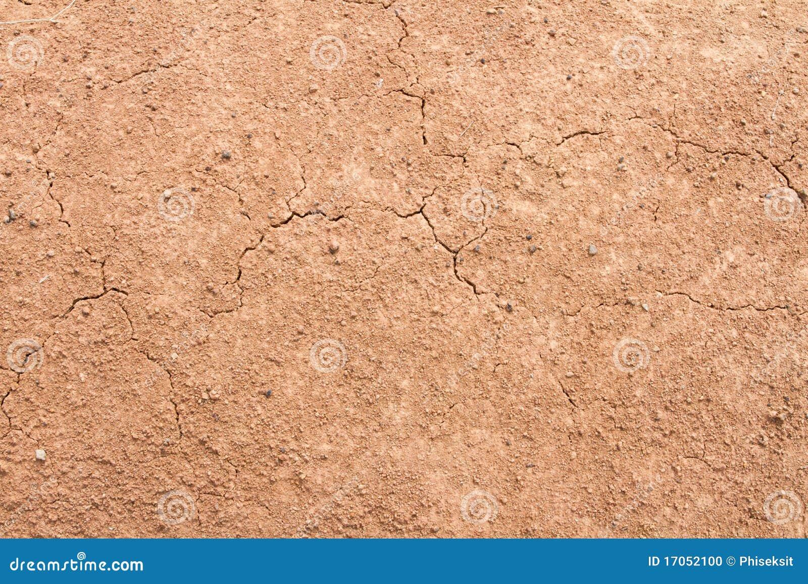 ξηρό χώμα