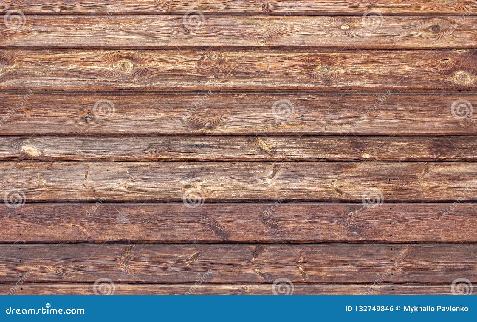 Ξύλινη καφετιά σύσταση σιταριού, τοπ άποψη του ξύλινου υποβάθρου επιτραπέζιων ξύλινου τοίχων