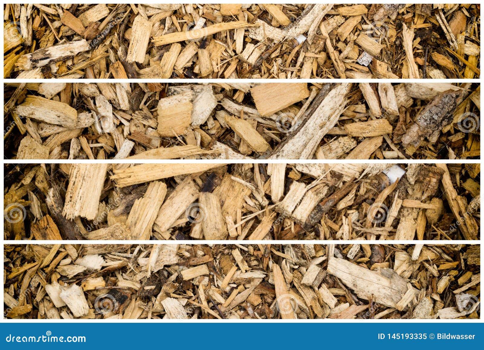 Ξύλινη συλλογή προστασίας τσιπ φλοιών