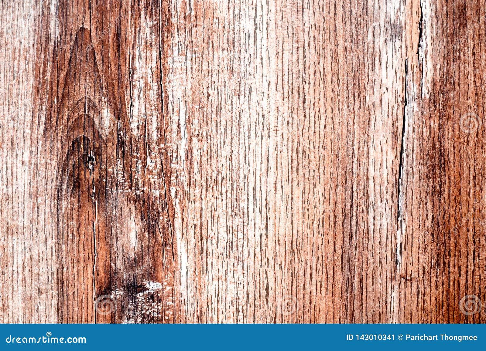 Ξύλινη σύσταση, ξύλινο υπόβαθρο σιταριού σανίδων, γραφείο στη στενή επάνω, ριγωτή ξυλεία προοπτικής, τον παλαιό πίνακα ή τον πίνα