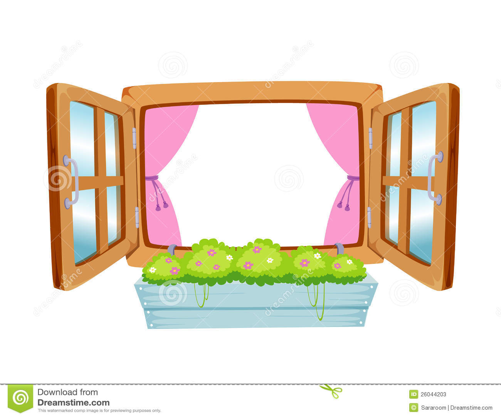 Ξύλινο παράθυρο