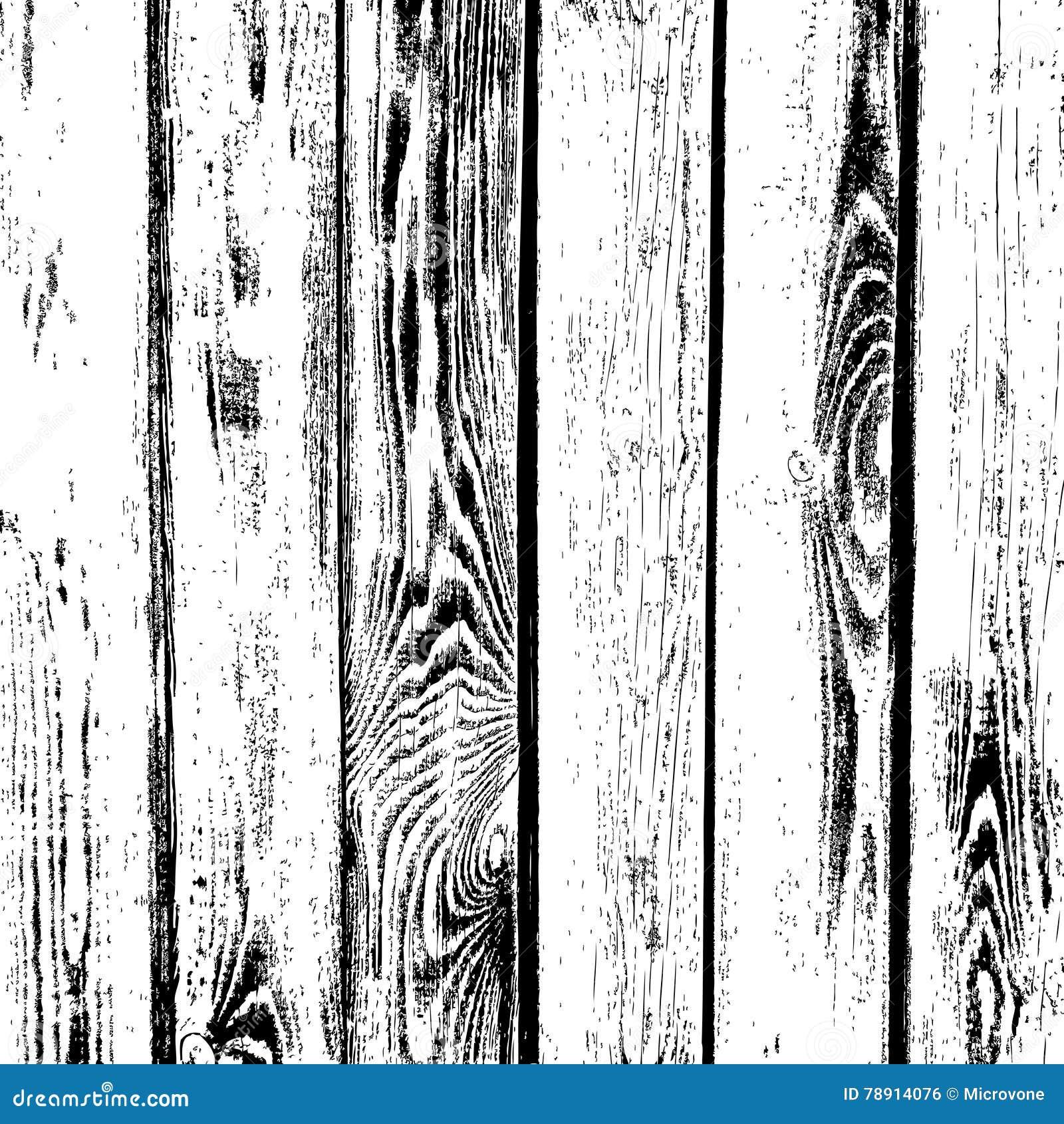 Ξύλινη διανυσματική σύσταση σανίδων Παλαιό ξύλινο κατασκευασμένο υπόβαθρο σιταριού