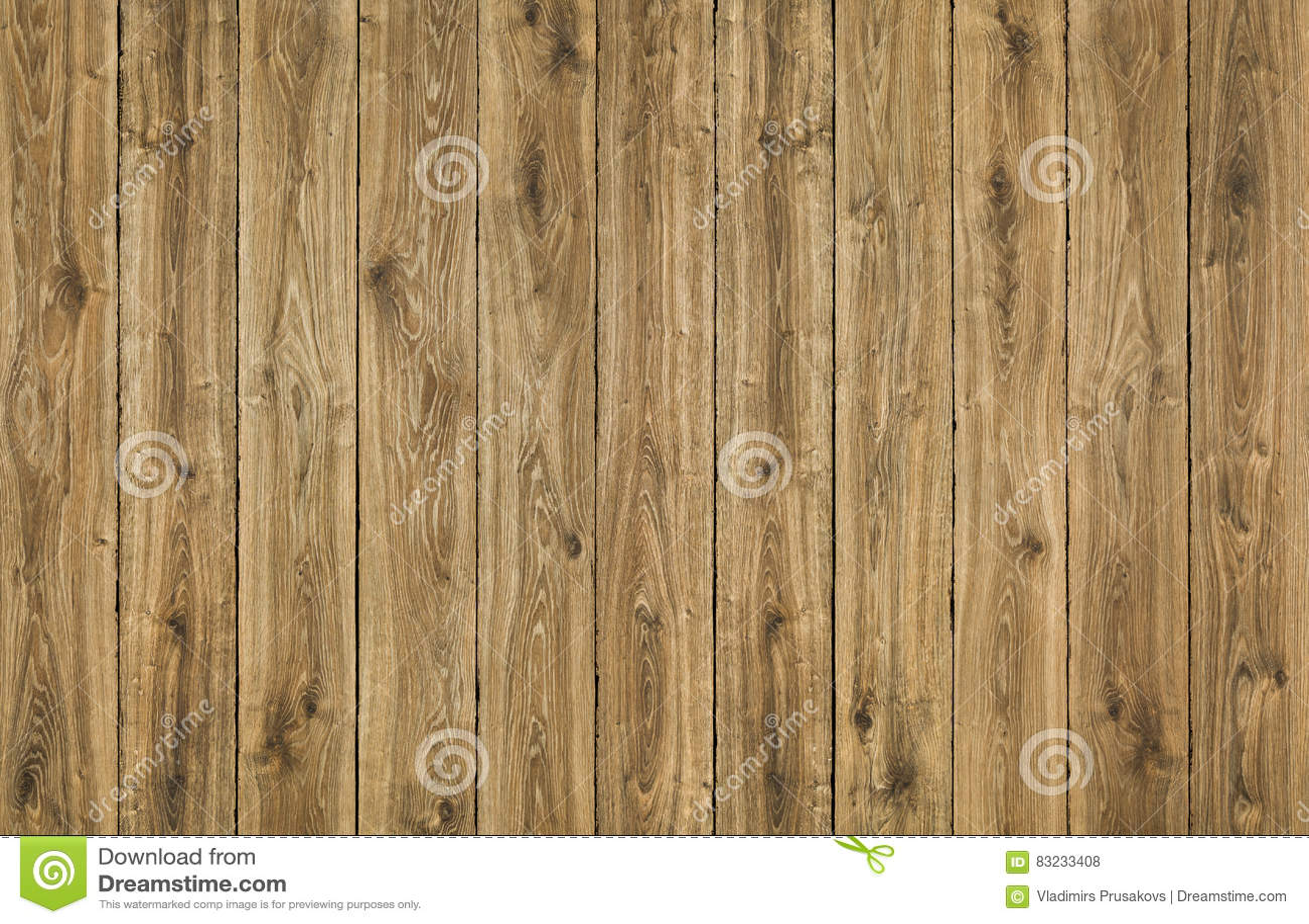 Ξύλινο υπόβαθρο σανίδων σύστασης, καφετής ξύλινος φράκτης, δρύινη σανίδα