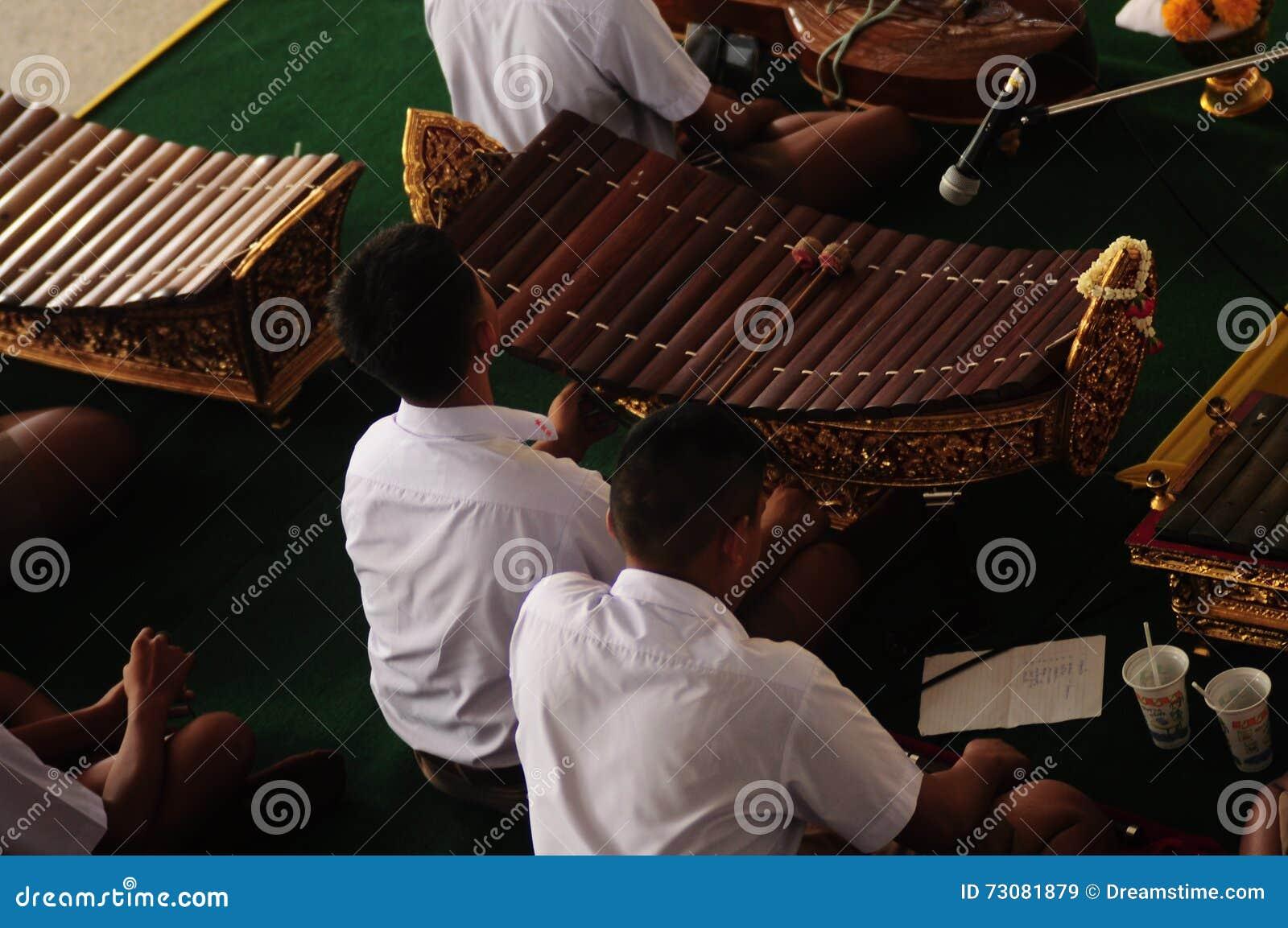 Ξύλινο RA-NAD κλήσης xylophone