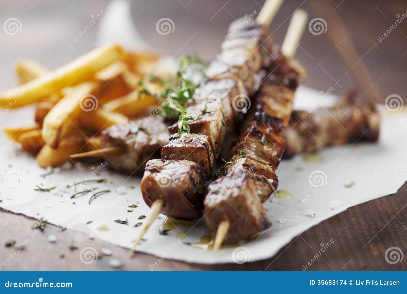 Οβελίδιο κρέατος
