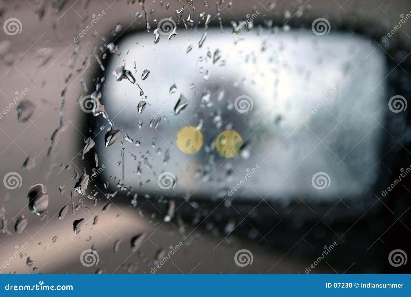 οδήγηση ΙΙ βροχής