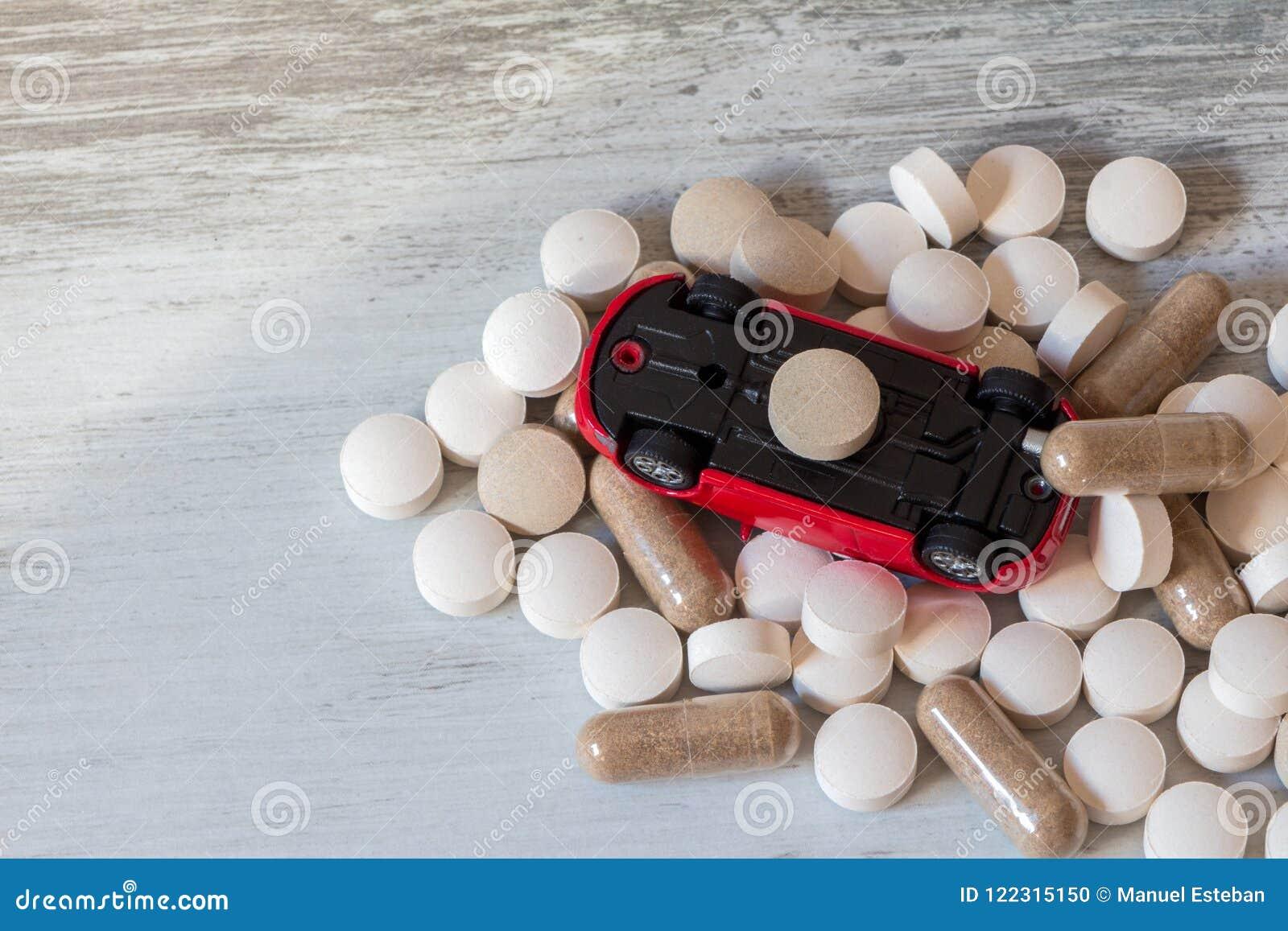 Οδήγηση υπό την επήρεια των φαρμάκων