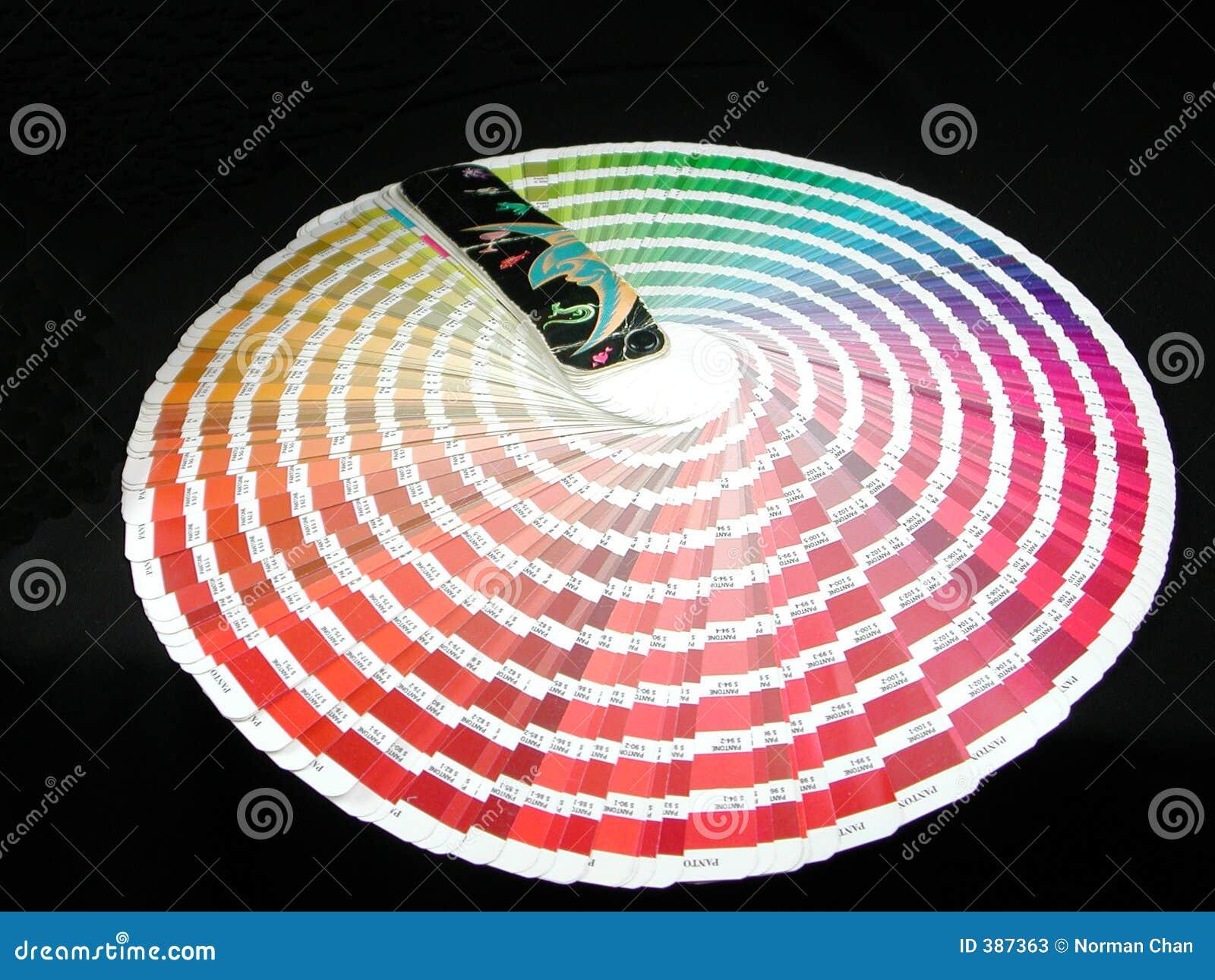 οδηγός χρώματος